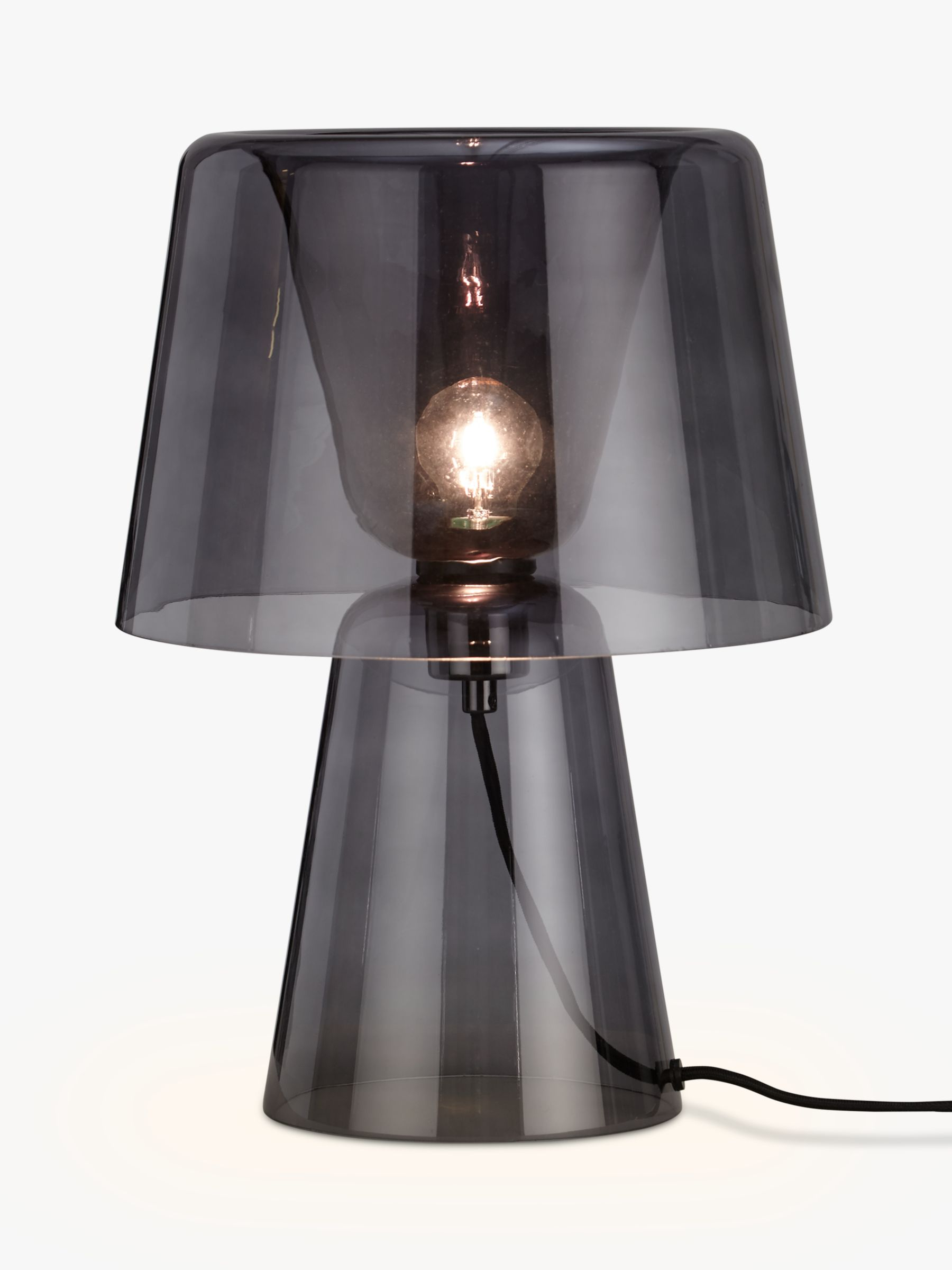 Designer Table Lamps Online Design Project By John Lewis No 001 Large Glass Table Lamp