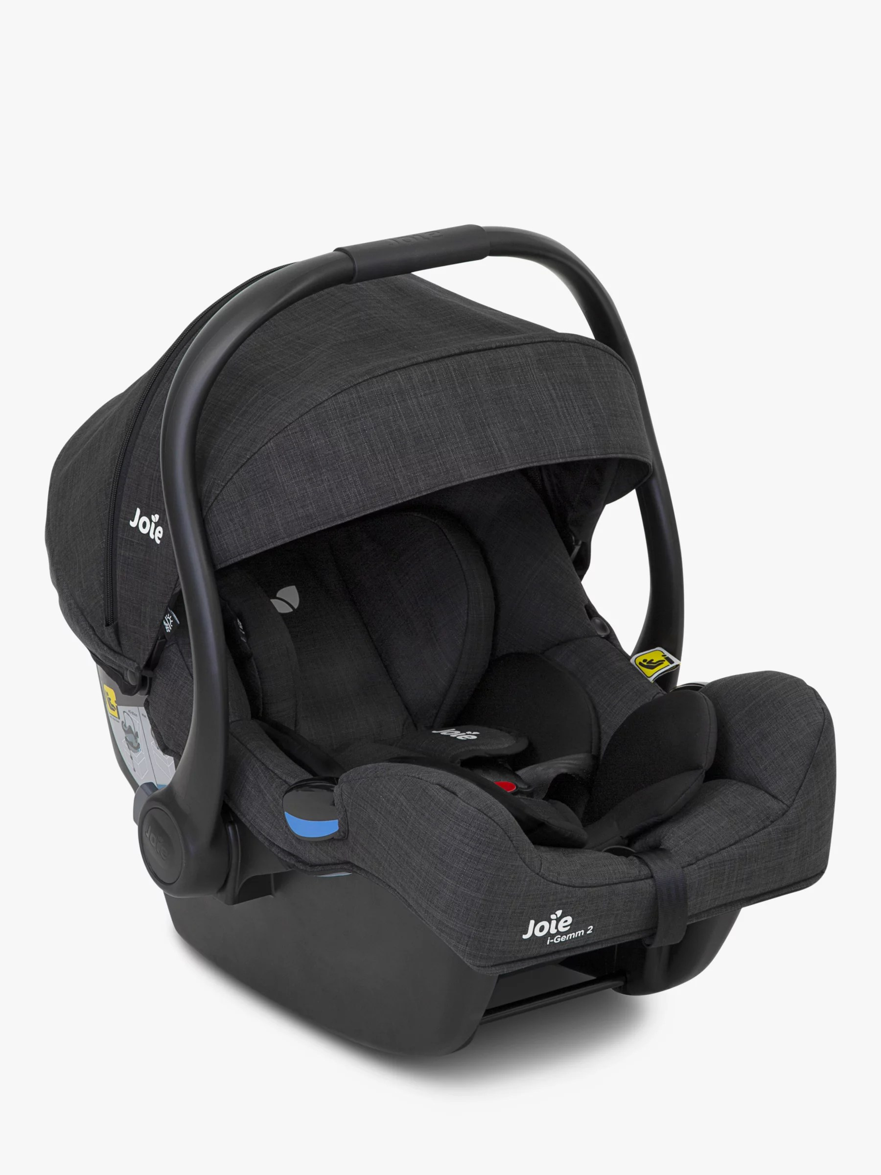 Joie Buggy Chrome Test Joie Baby I Gemm Group Baby Car Seat Pavement Grey