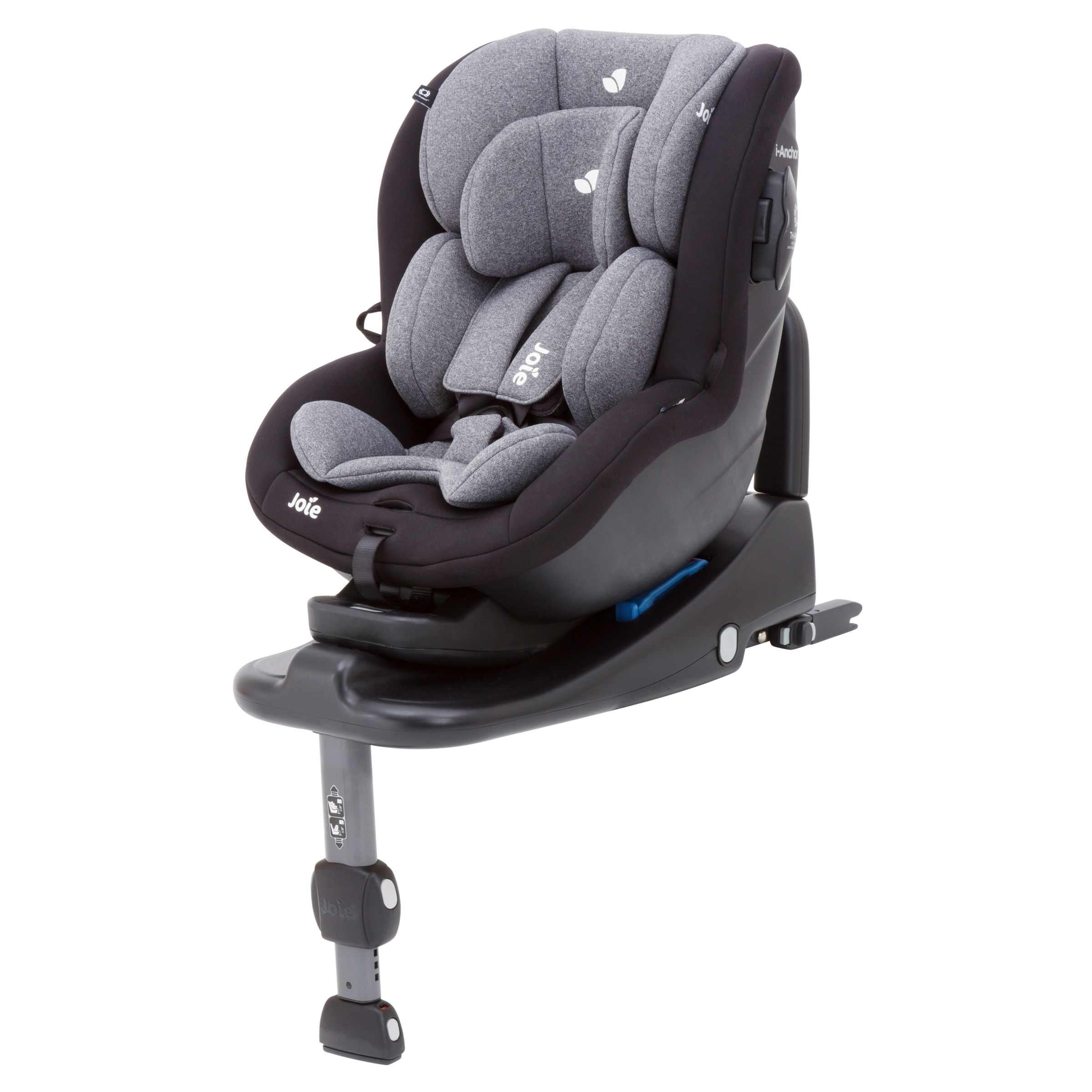 Joie Baby Head Office Joie I Anchor Advance Group 1 Car Seat Black