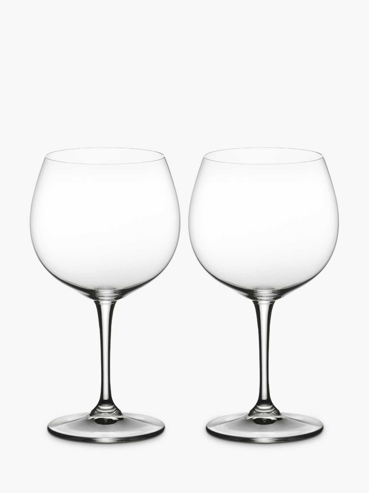 Chardonnay Wine Glass Riedel Vinum Oaked Chardonnay Wine Glass Clear Set Of 2