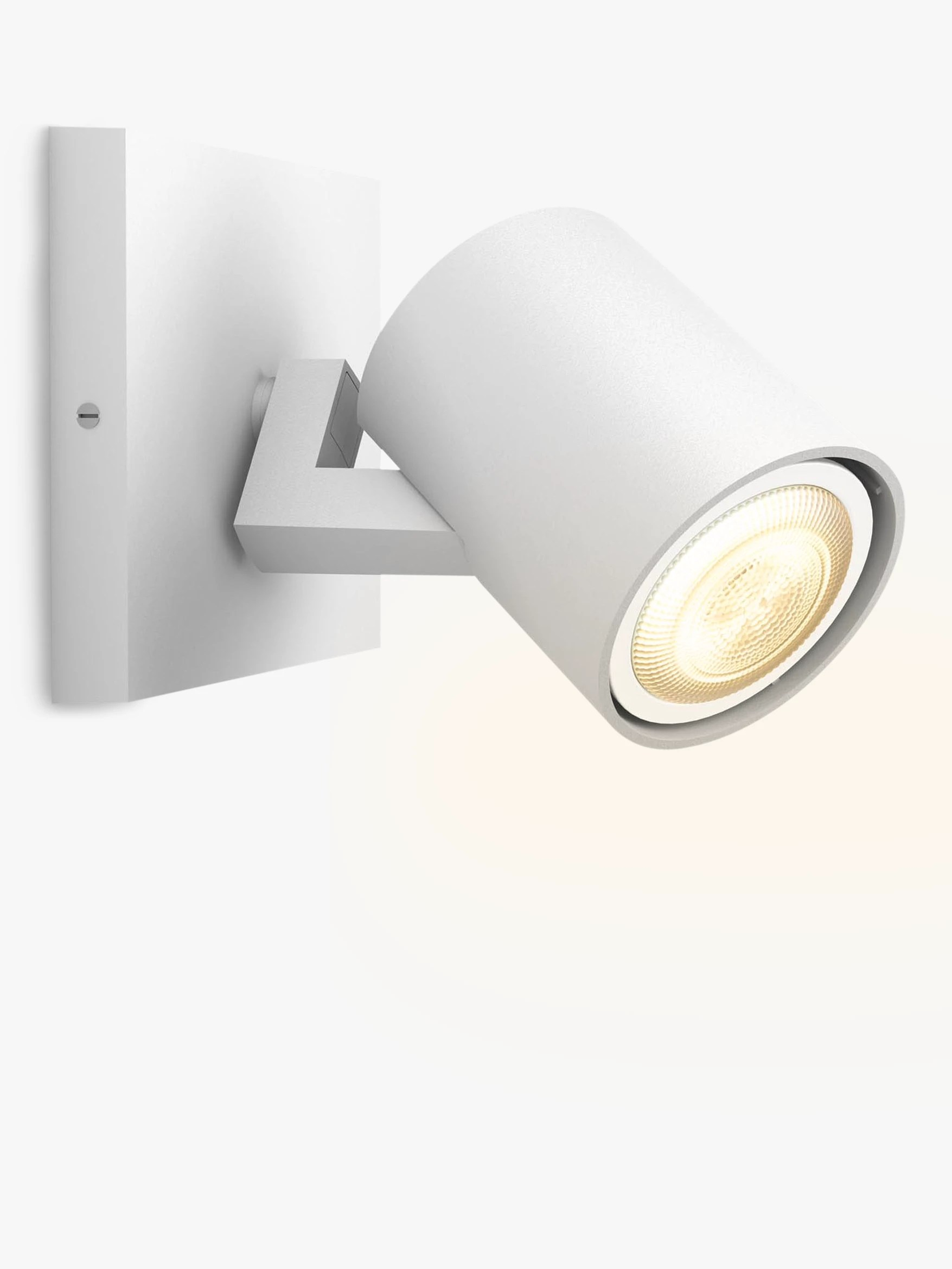 Philips Hue Included Philips Hue Runner Led Warmglow Spotlight 1 Light At John