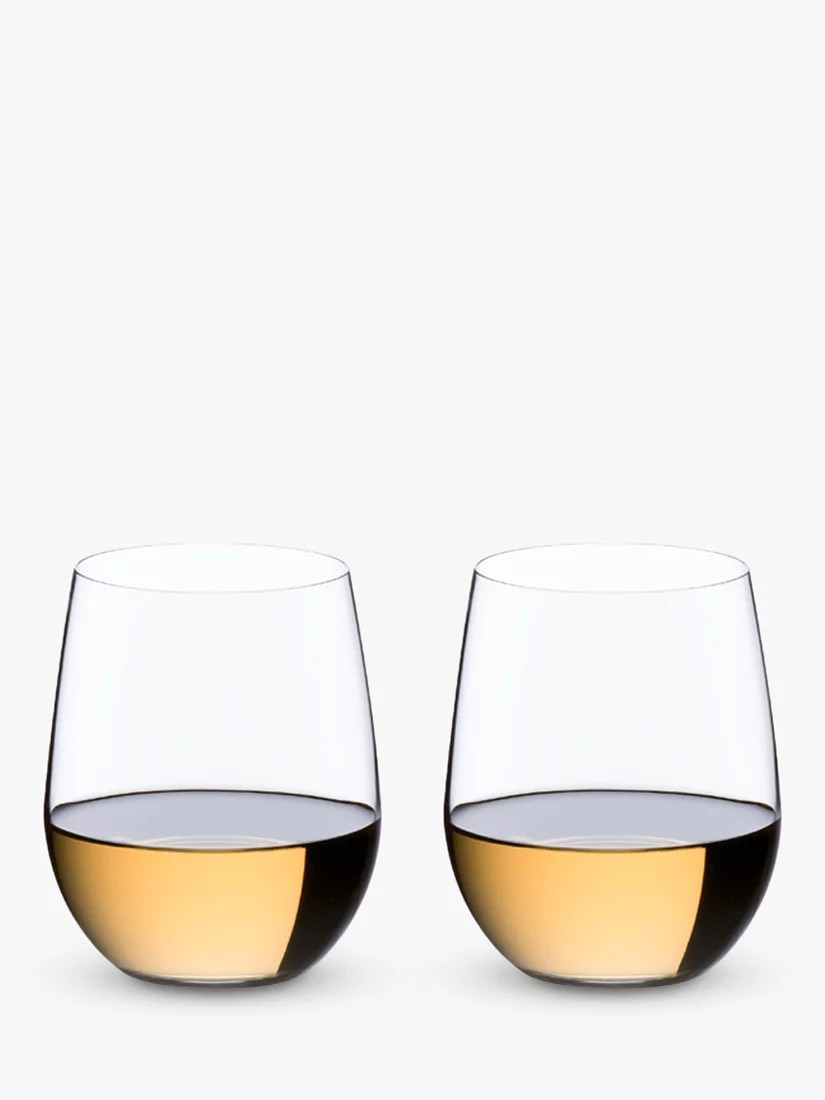 Chardonnay Wine Glass Riedel 39o 39 Stemless Viognier Chardonnay White Wine Glass