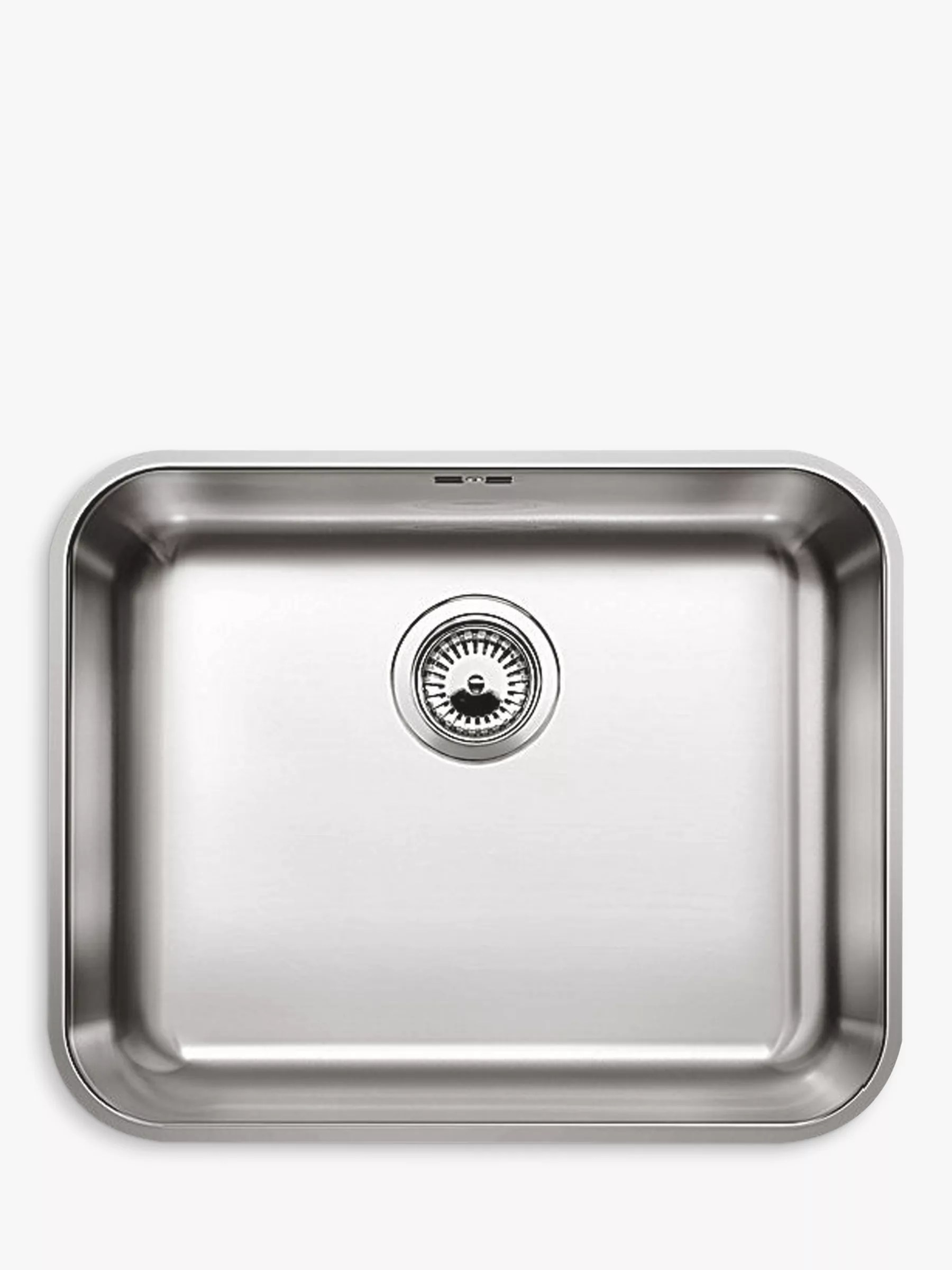 Blanco Supra 500 U Single Bowl Undermounted Kitchen Sink