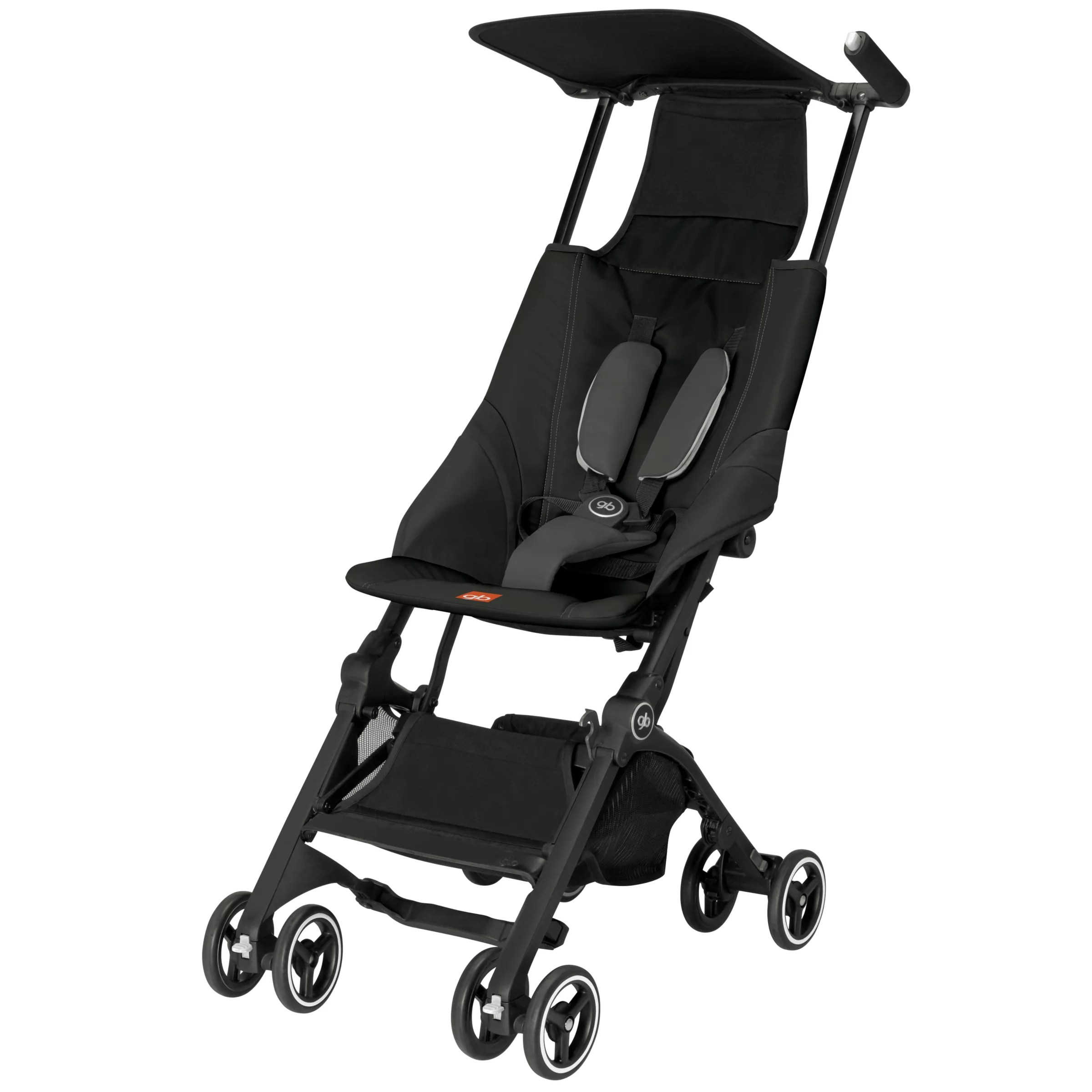 3 Wheel Prams Argos Gb Pockit Stroller Black