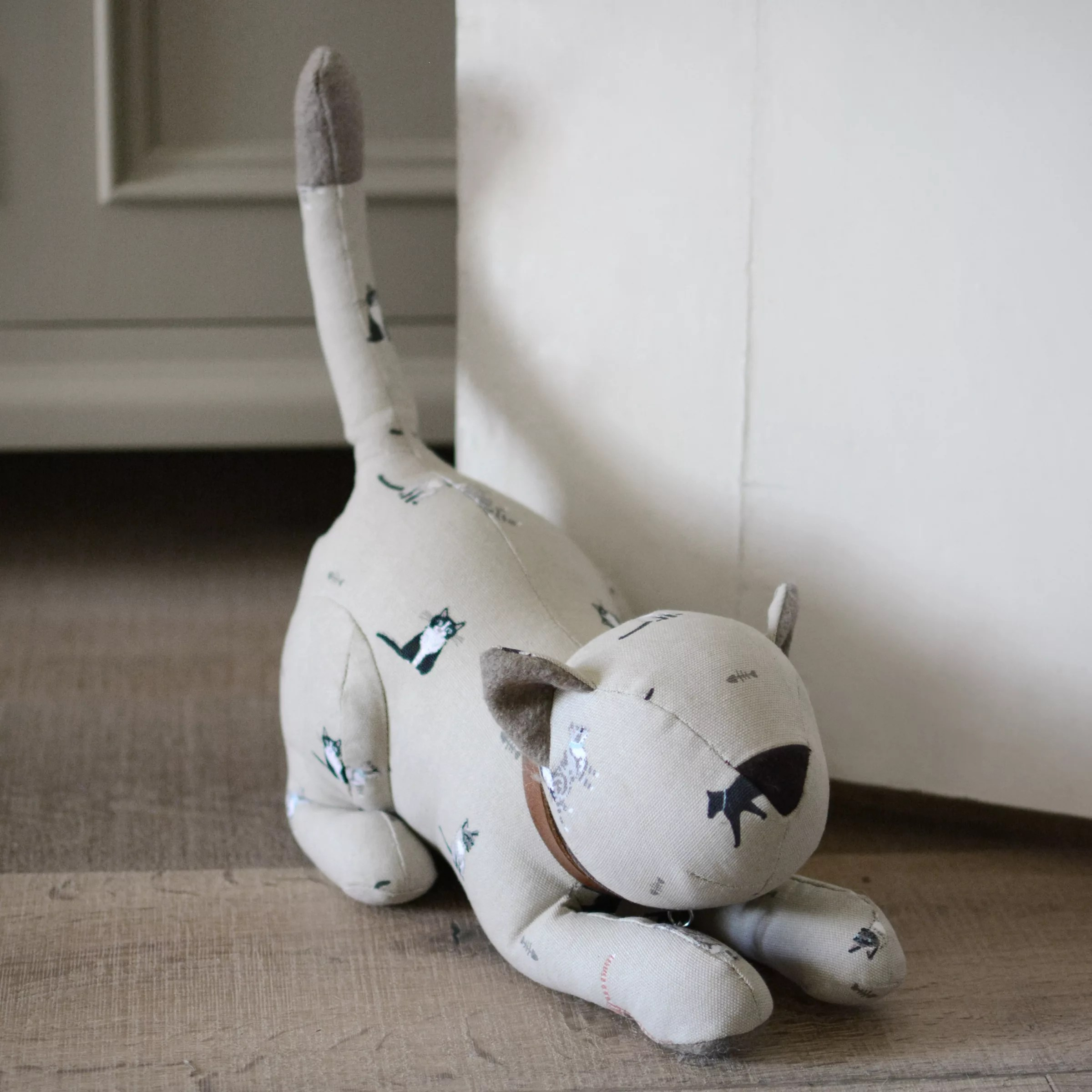 Cat Door Stops Sophie Allport Cat Door Stop At John Lewis
