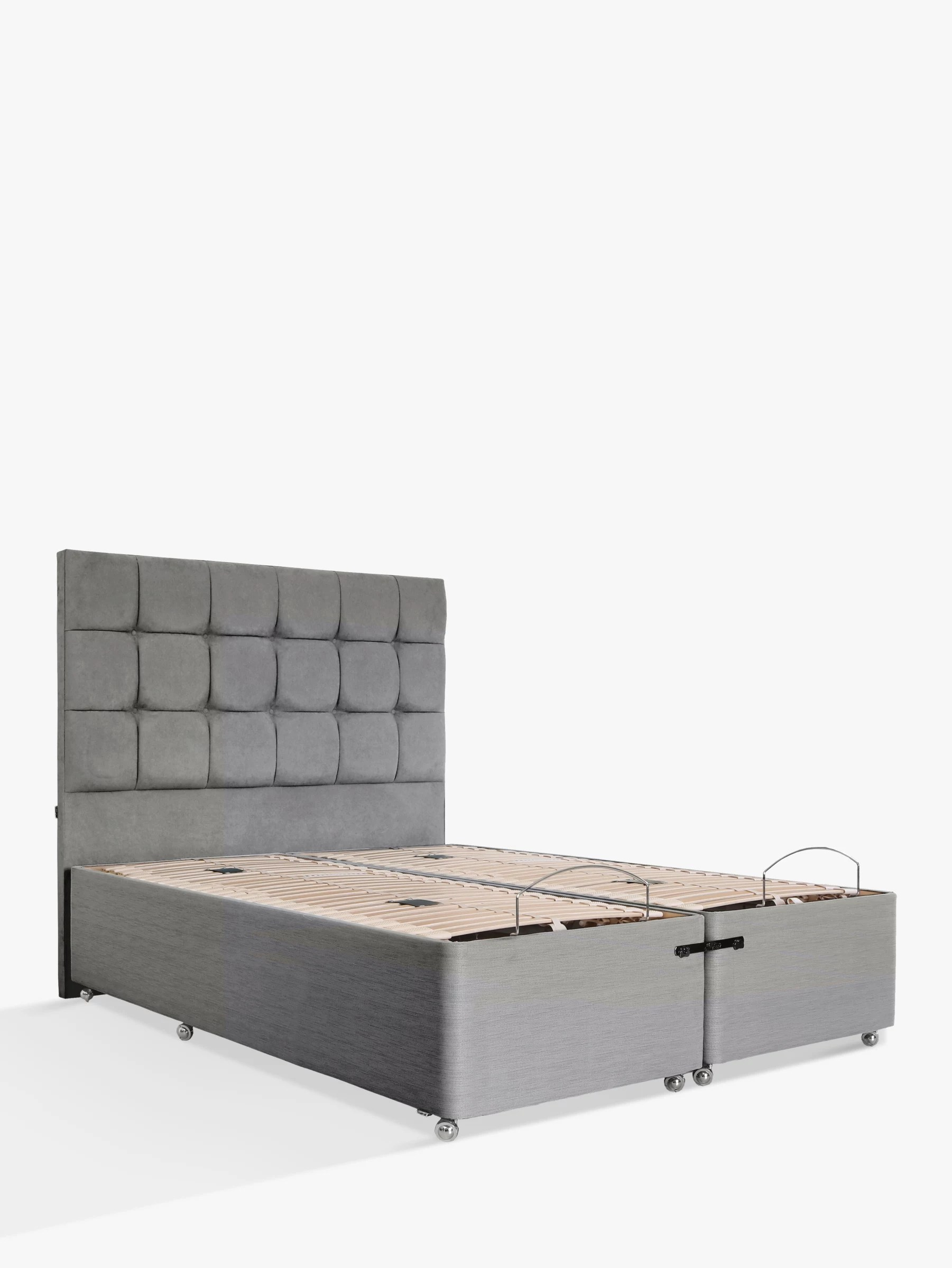 Divan Beds Cheap Tempur Adjustable Divan Bed King Size At John Lewis Partners