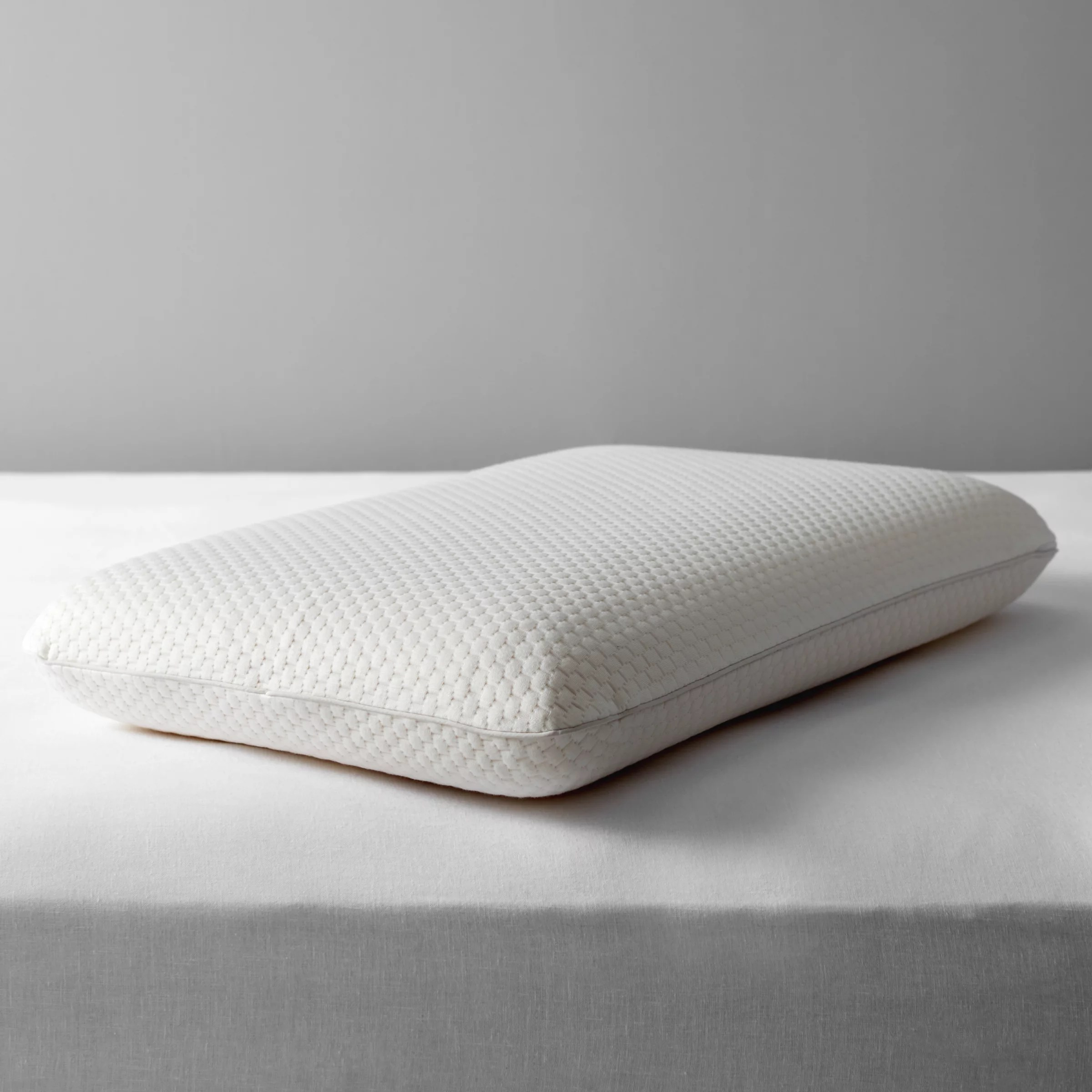 Firm Memory Foam Pillow John Lewis Partners Specialist Synthetic Memory Foam Standard Support Pillow Medium Firm