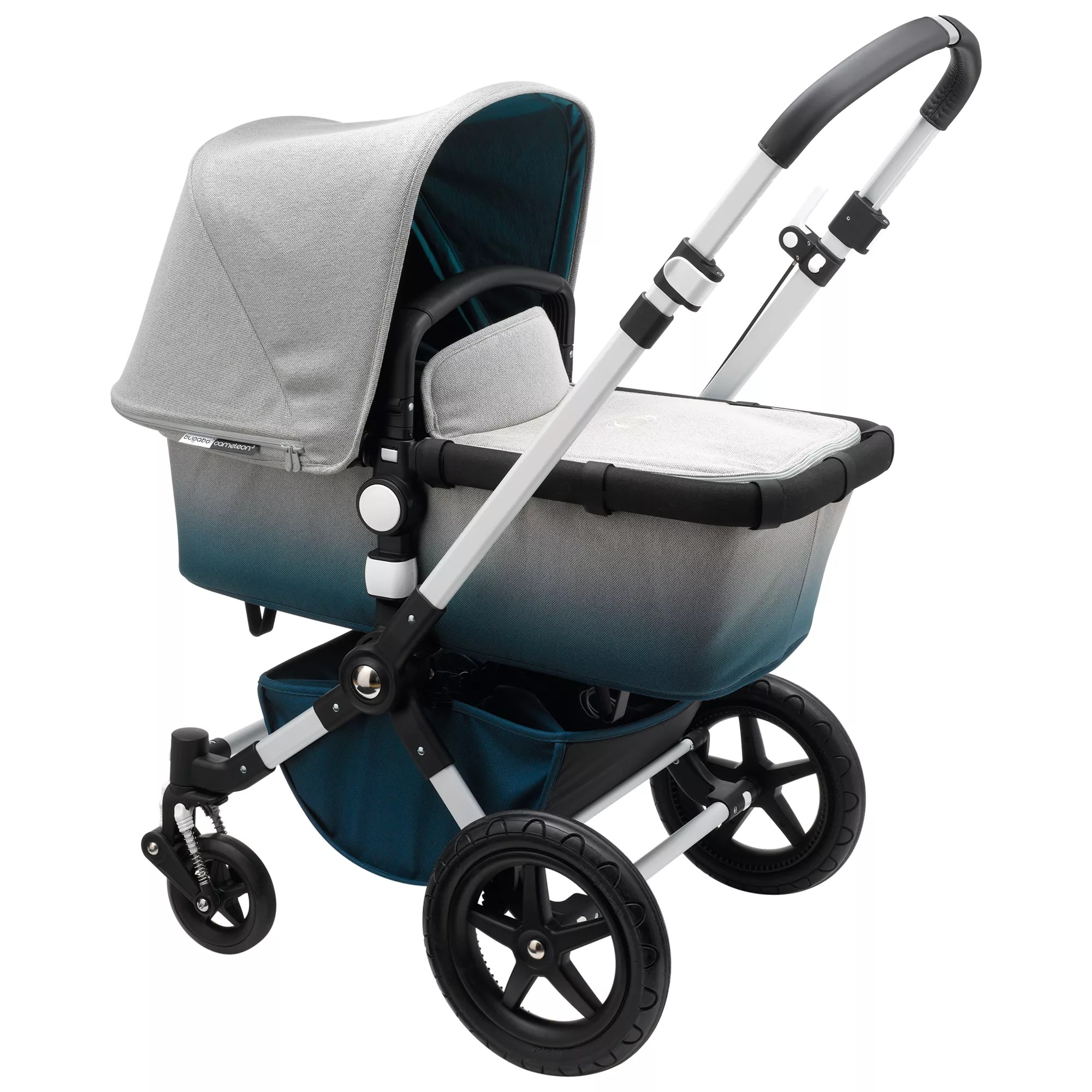 Bugaboo Cameleon 3 Maximum Weight Bugaboo Cameleon 3 Elements Complete Pushchair Grey