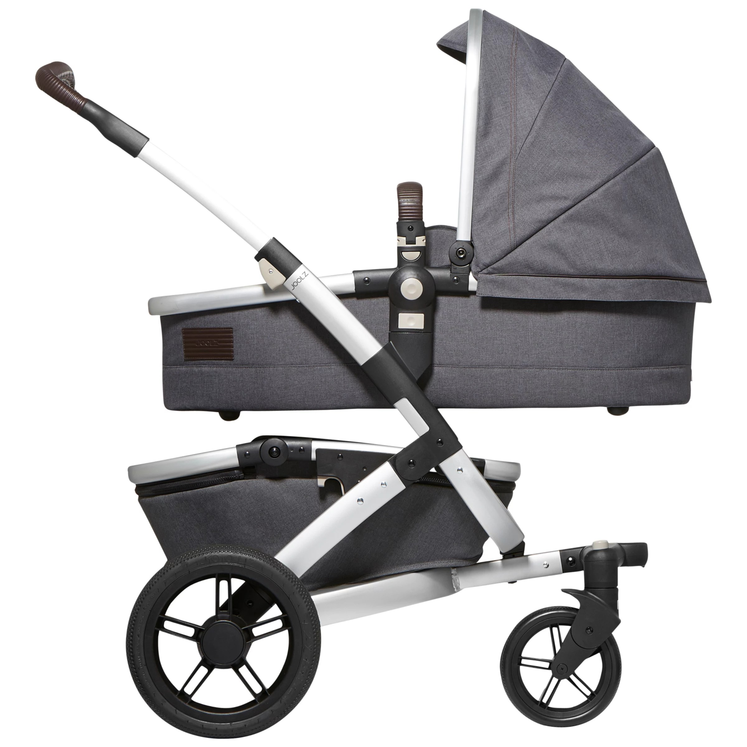 Joolz Geo Shade Joolz Geo Mono Ridge Exclusive Complete Package Pushchair