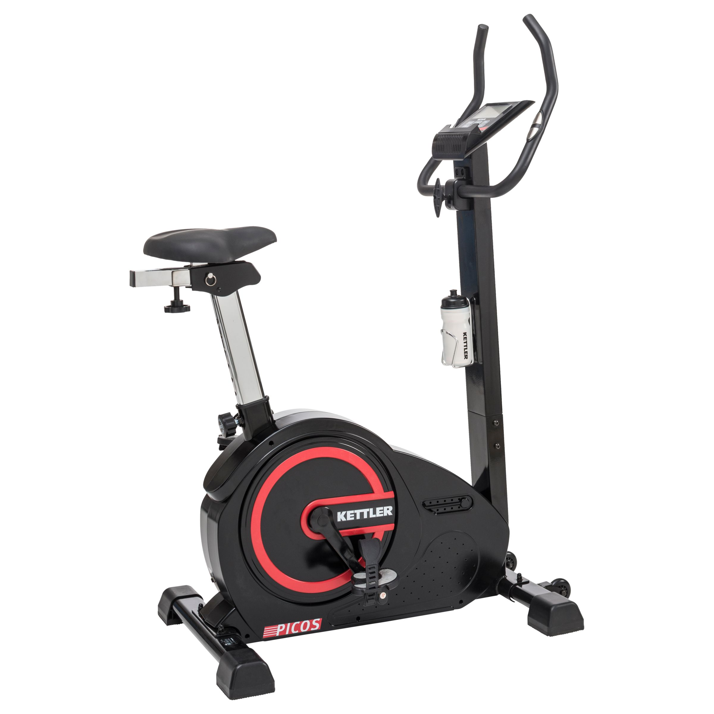 Kettler Fitness Kettler Sport Picos Exercise Bike Black Red