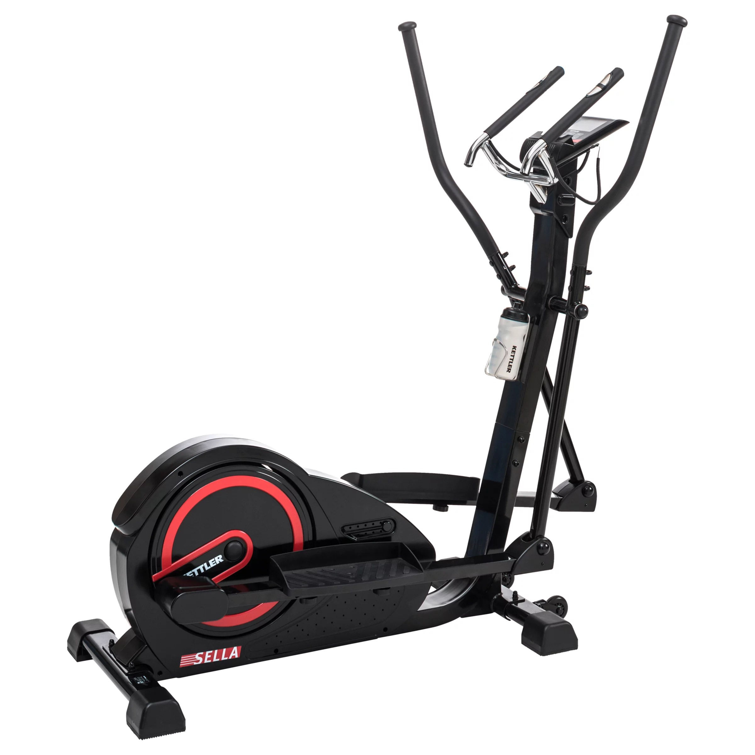 Kettler Fitness Kettler Sport Sella Cross Trainer Black Red
