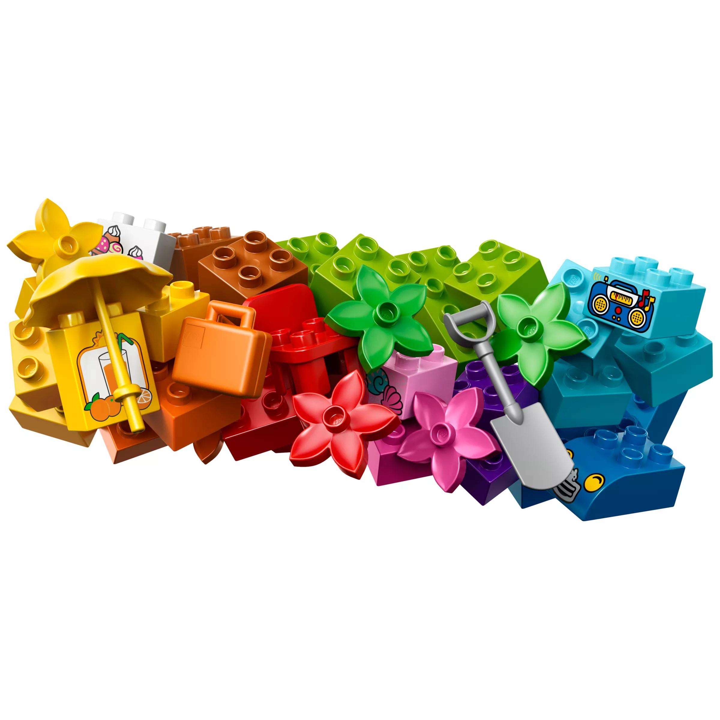 Lego Duplo 10618 Creative Building Box At John Lewis