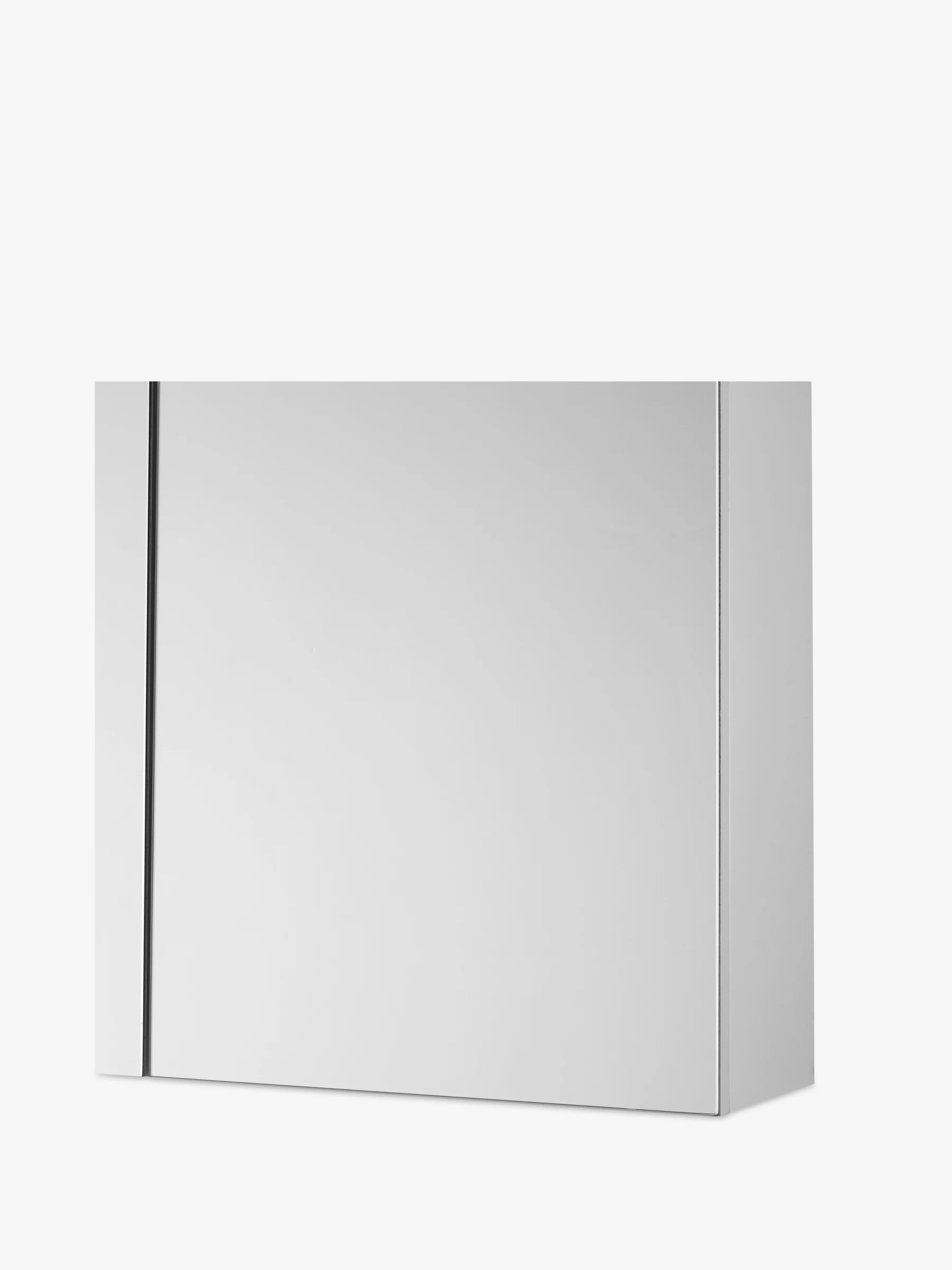 Mirrored Bathroom Cupboard John Lewis Partners Double Mirrored Bathroom Cabinet White