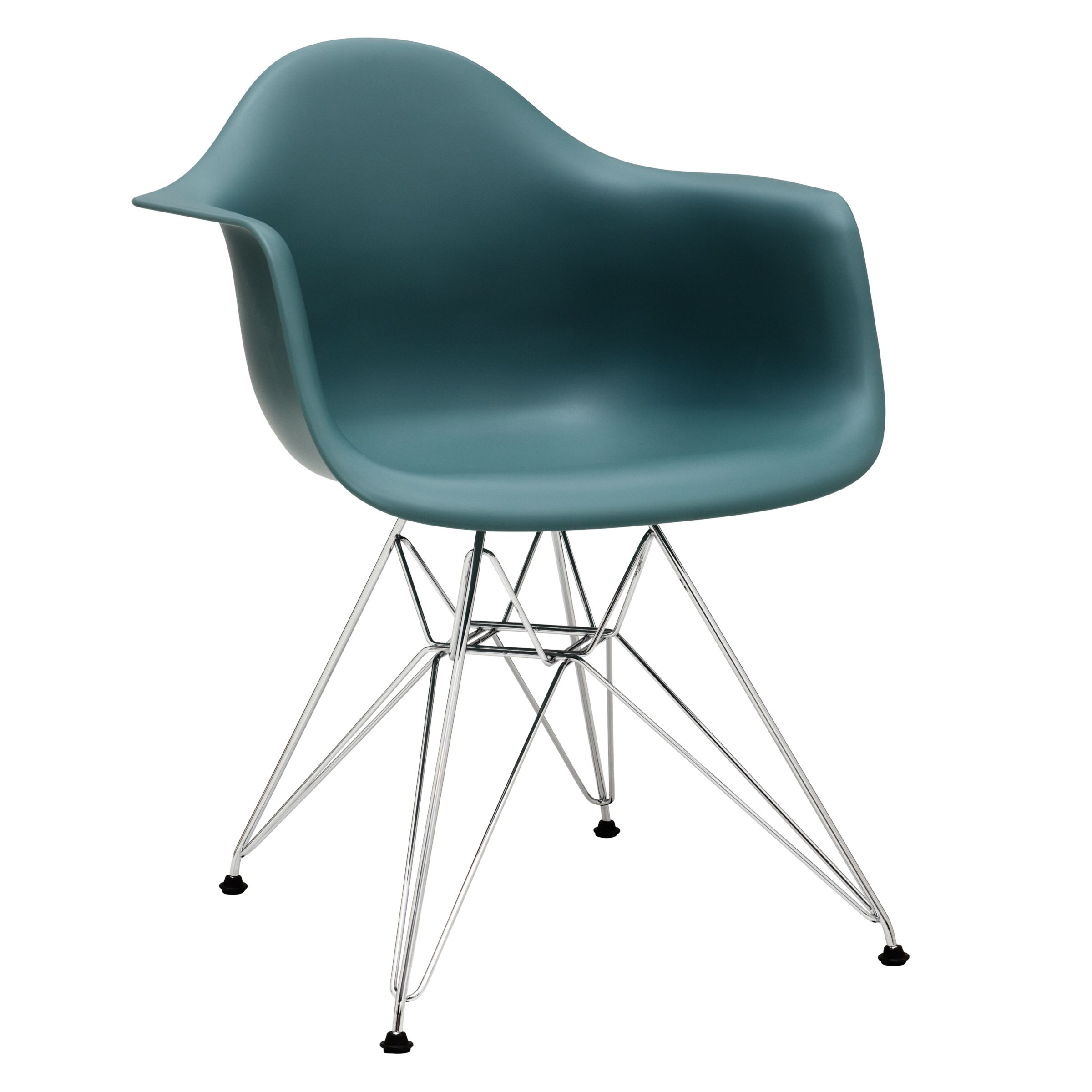 Eames Chair Dar Vitra Eames Dar Armchair Chrome Leg At John Lewis Partners