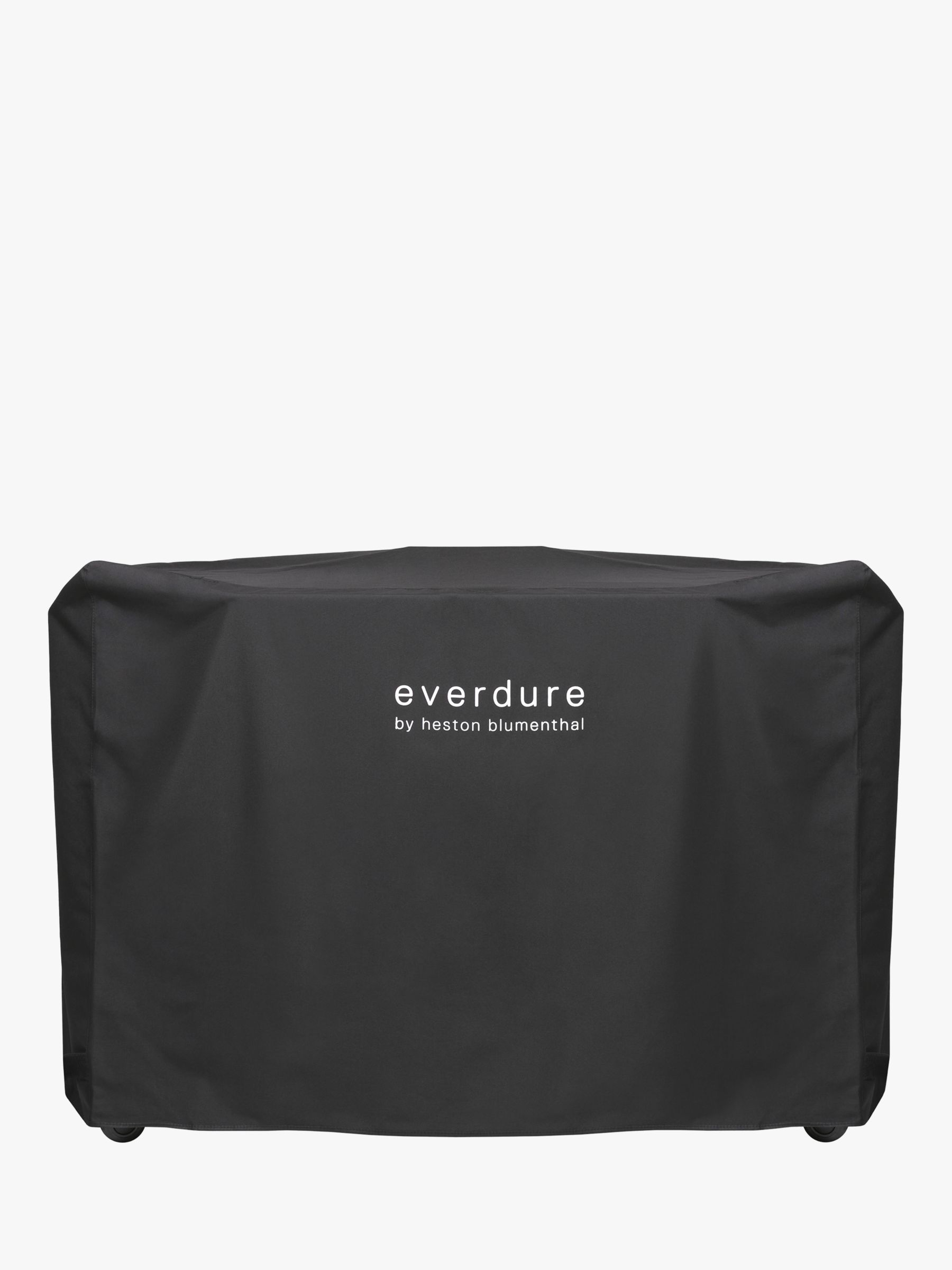 Charcoal Bbq Everdure By Heston Blumenthal Hub Electric Ignition Charcoal Bbq Cover Graphite