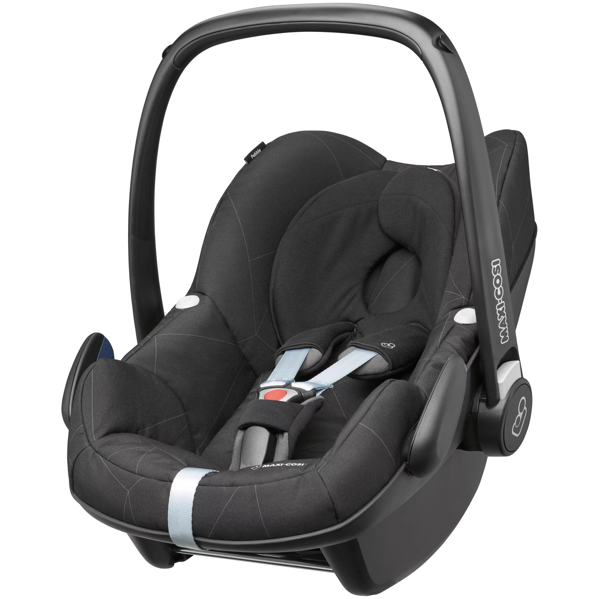Baby Buggies Travel System Maxi Cosi Pebble Group Baby Car Seat Black Diamond At