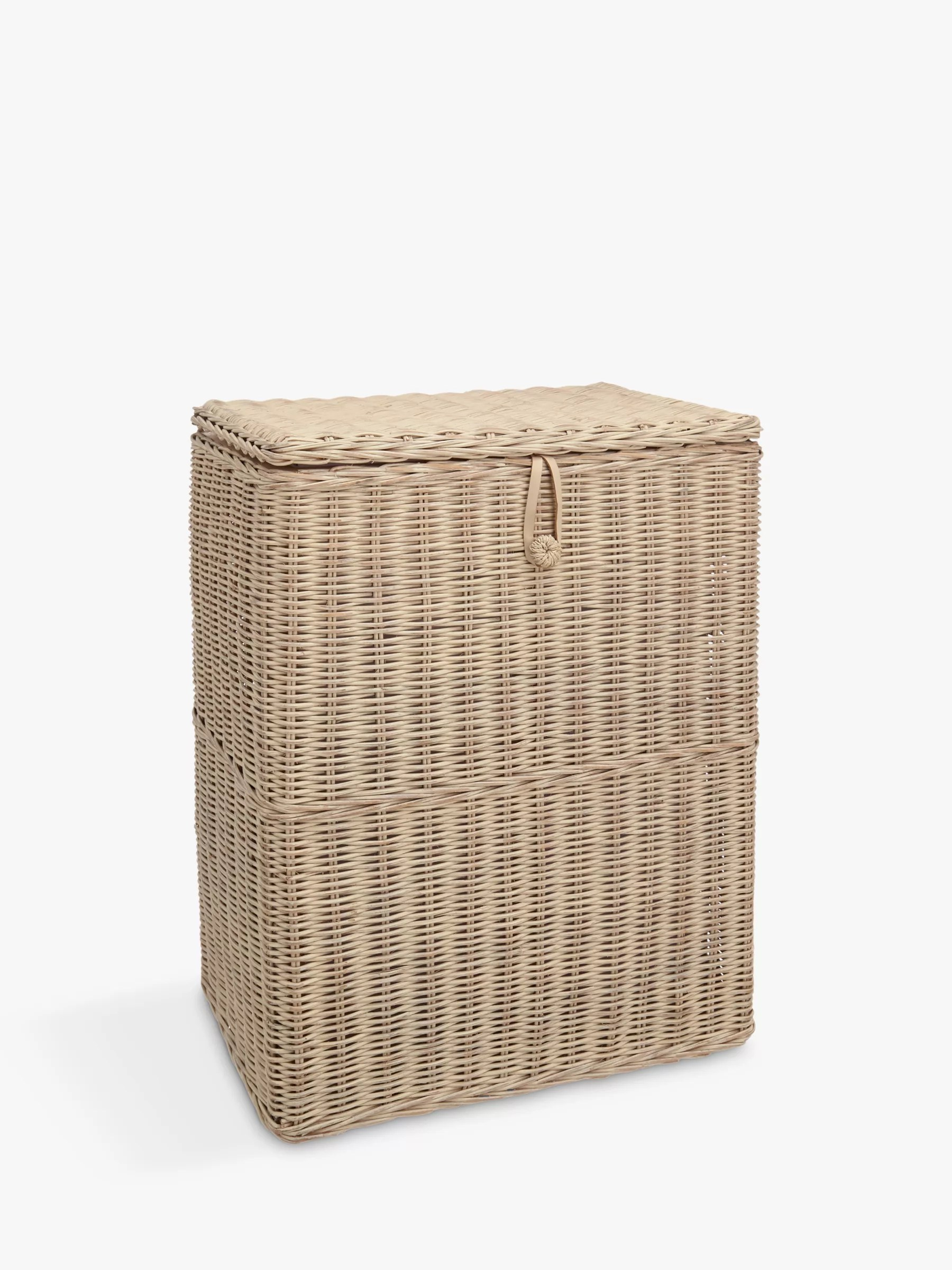 Separate Laundry Basket Croft Collection Double Laundry Basket At John Lewis
