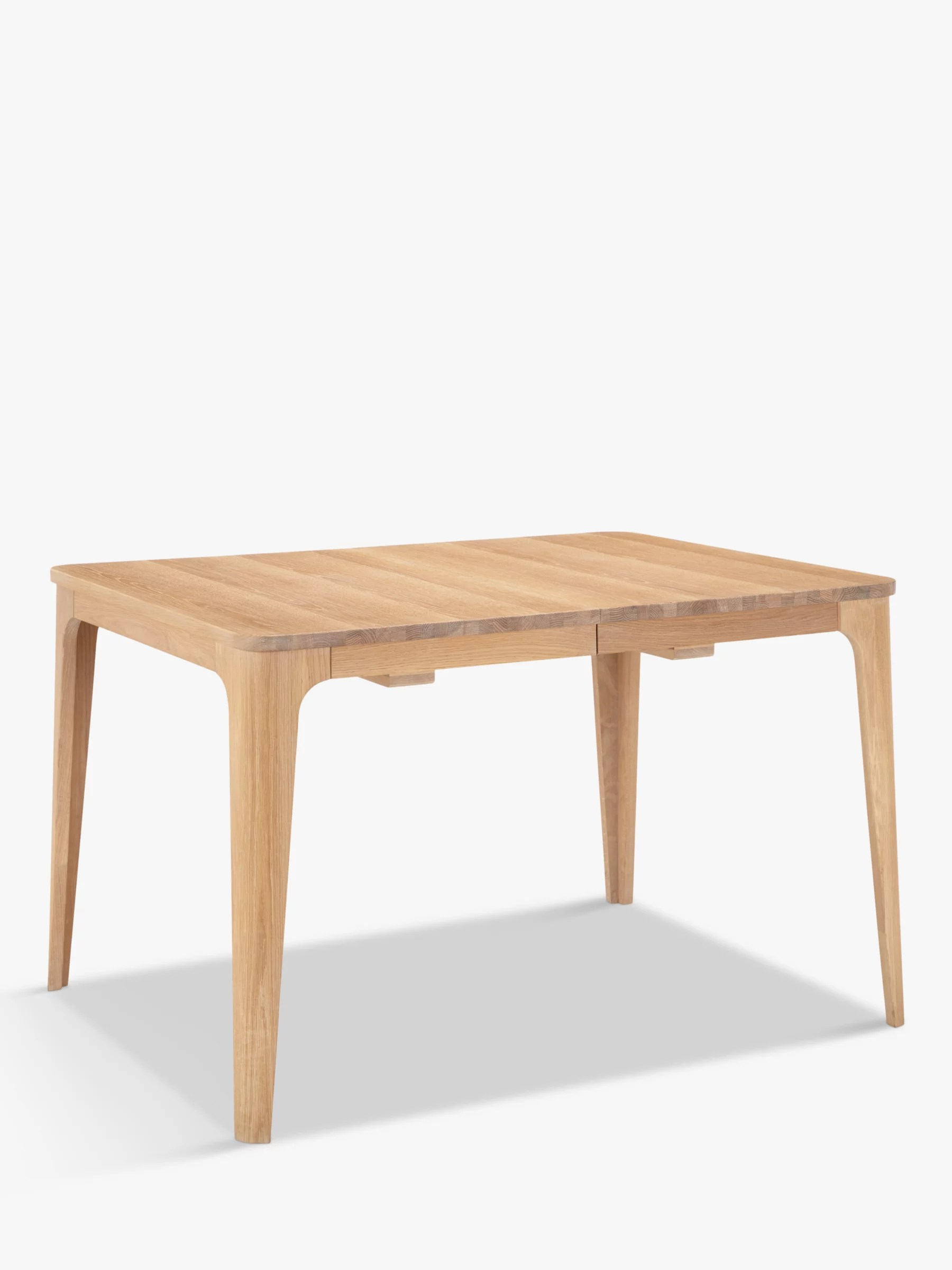 Extending Dining Table Ebbe Gehl For John Lewis Mira 4 8 Seater Extending Dining Table Natural