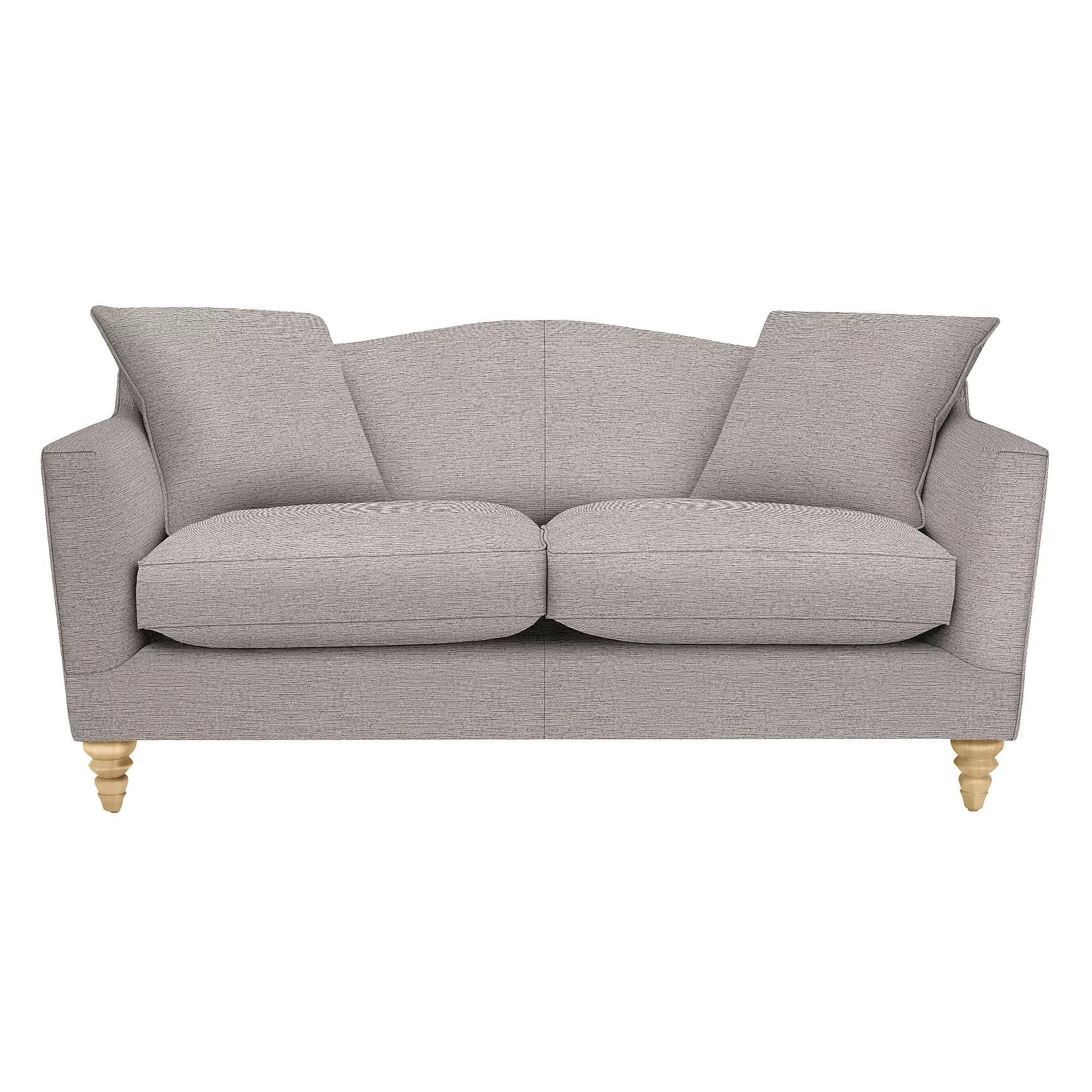 John Lewis Melrose Sofa John Lewis Melrose Medium 2 Seater Sofa Light Leg At John Lewis
