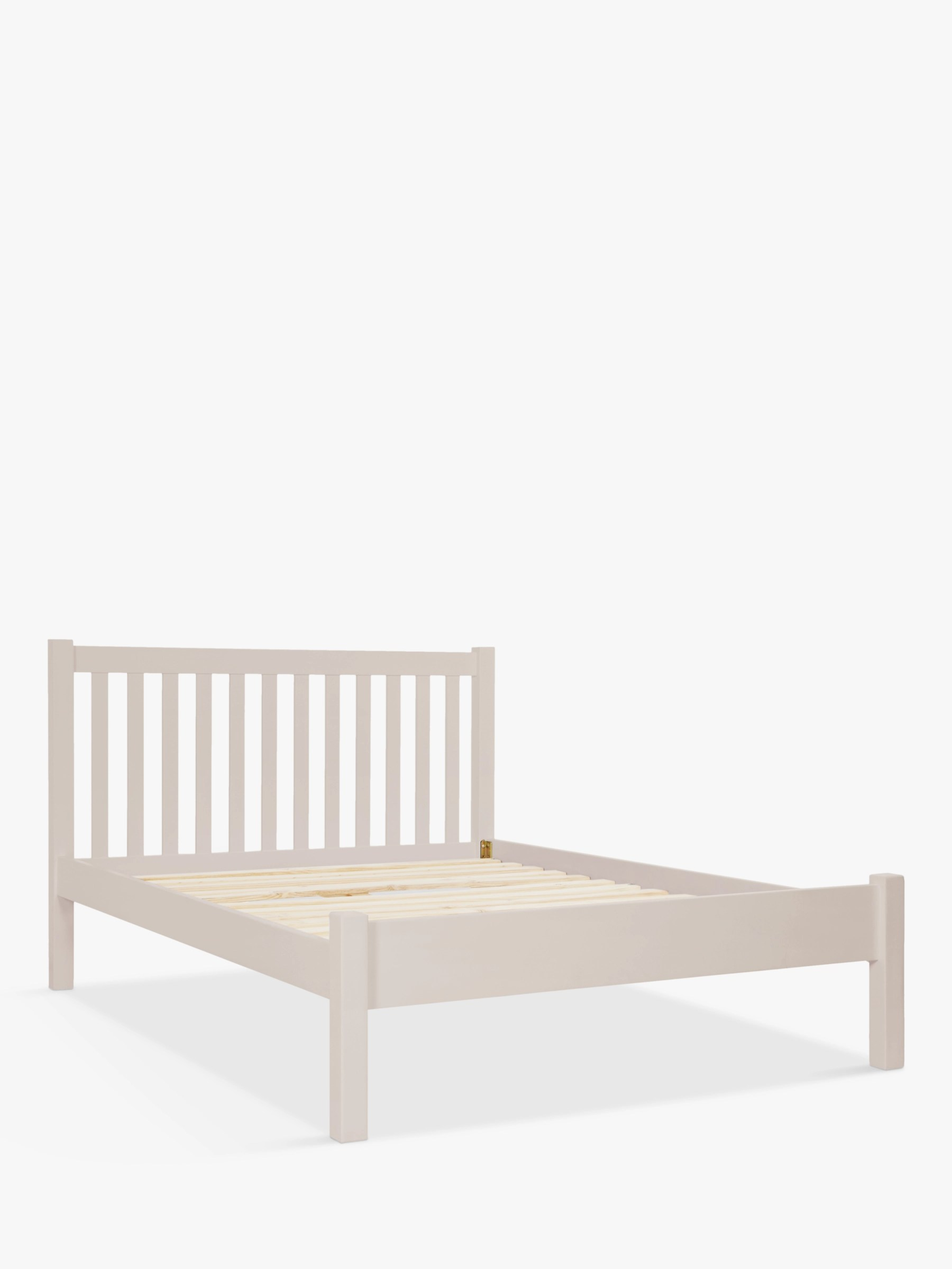 4ft Double Bed Size John Lewis Partners Wilton Bed Frame Small Double At John Lewis