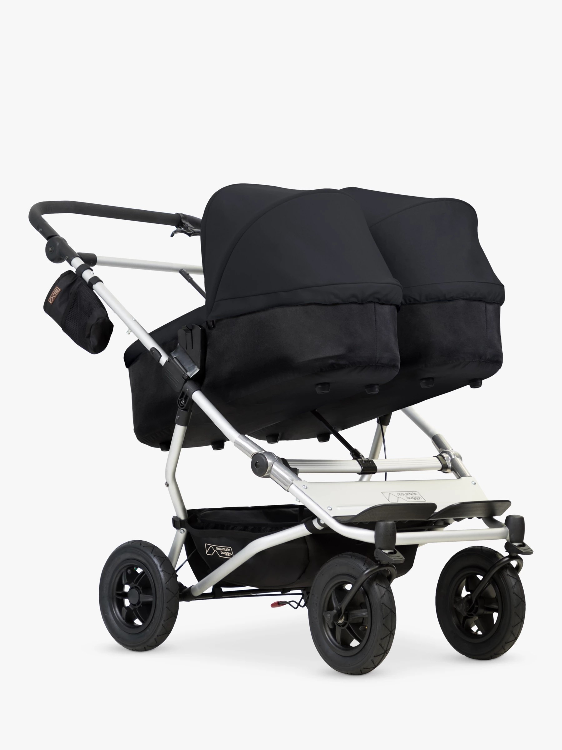 Mountain Buggy Duet Review Mountain Buggy Duet V3 Pushchair Black