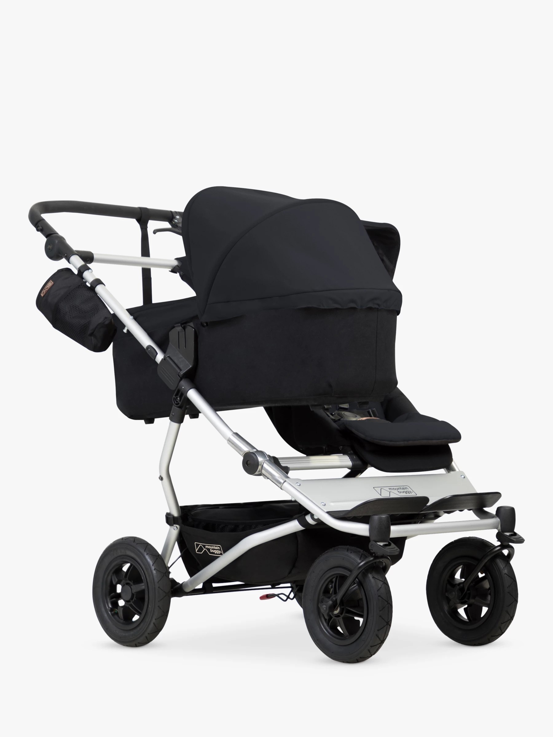 Mountain Buggy Car Seat Installation Mountain Buggy Duet V3 Pushchair Black