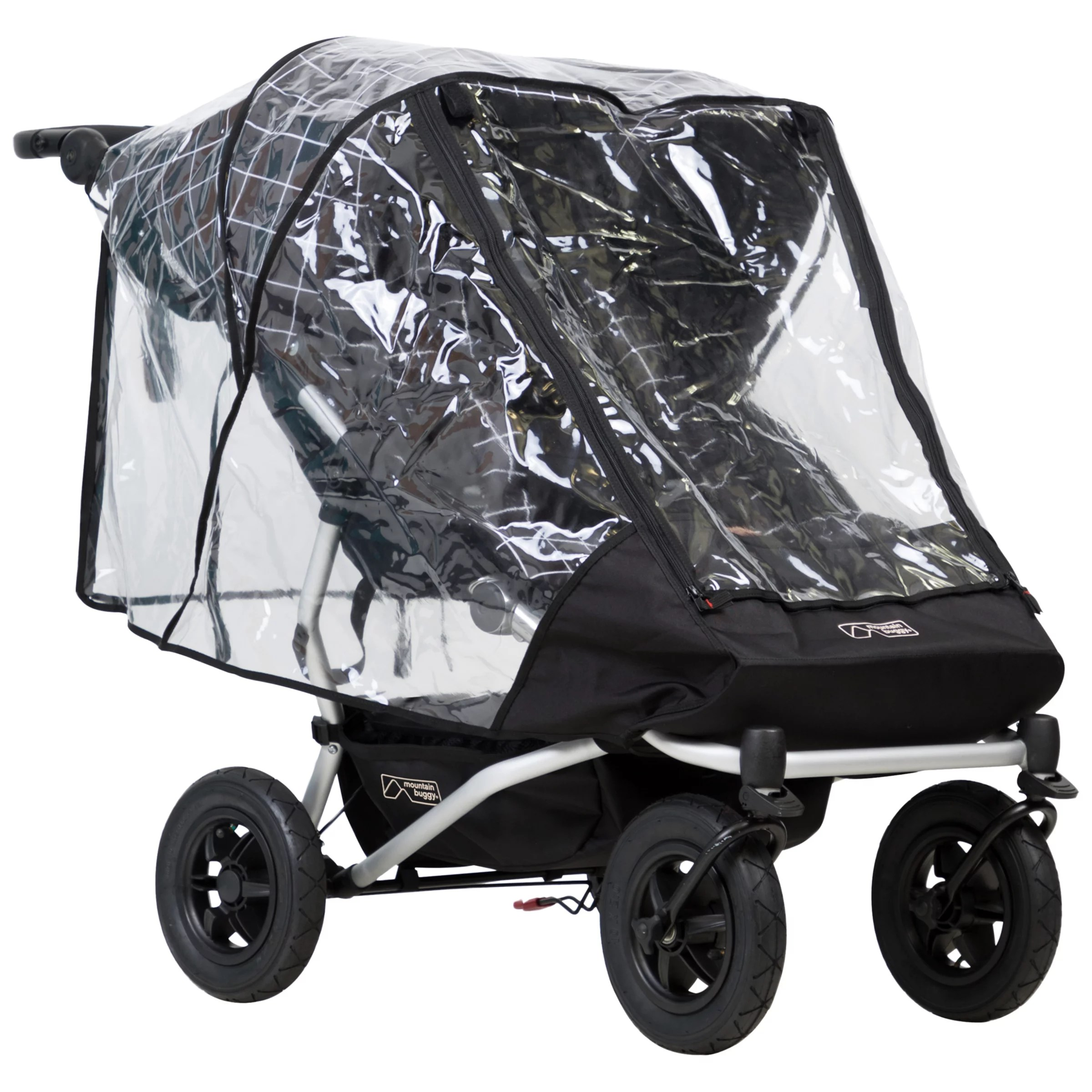 Mountain Buggy Double Kit Mountain Buggy Duet Double Storm Cover