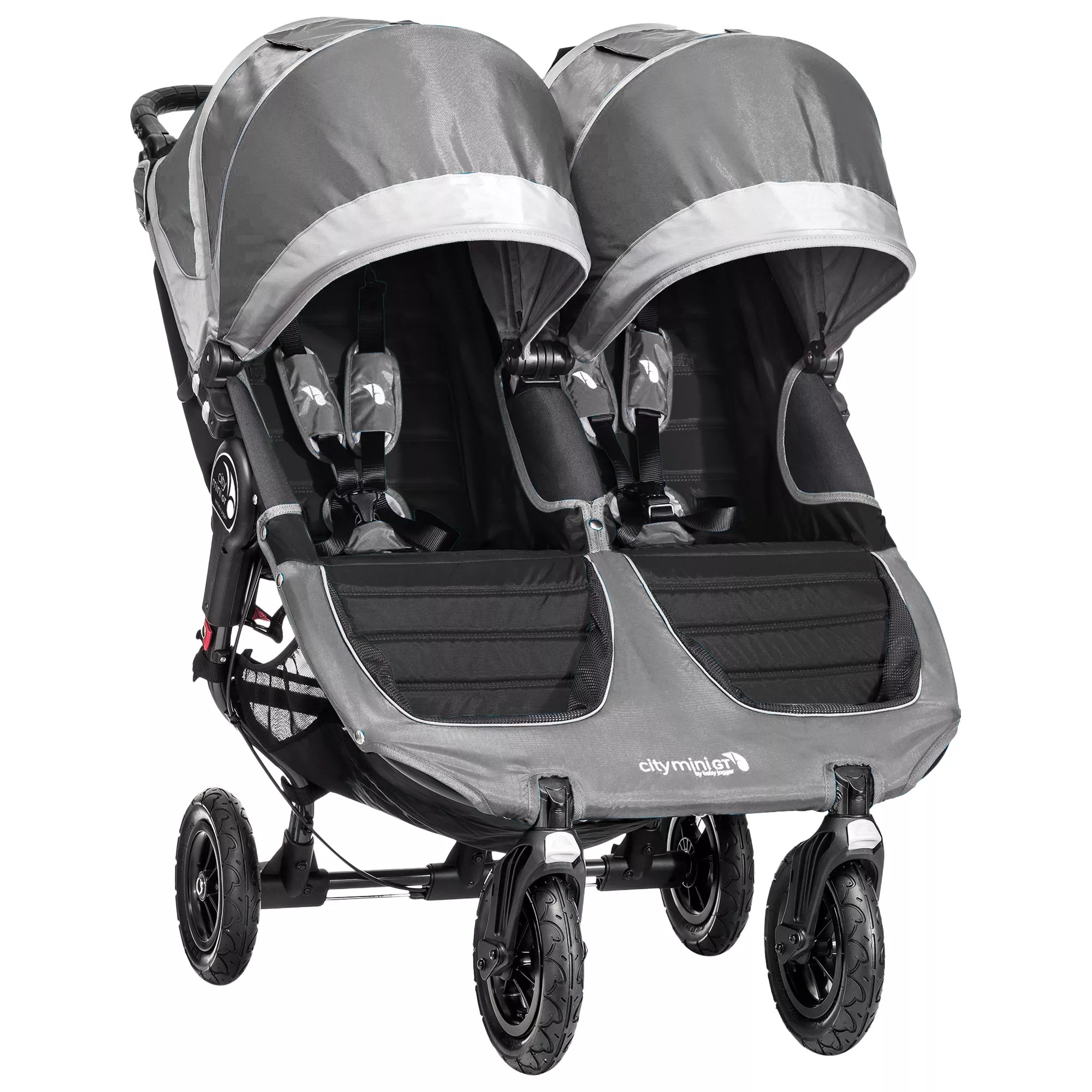 Britax Duo Plus John Lewis Baby Jogger City Mini Gt Double Pushchair Grey