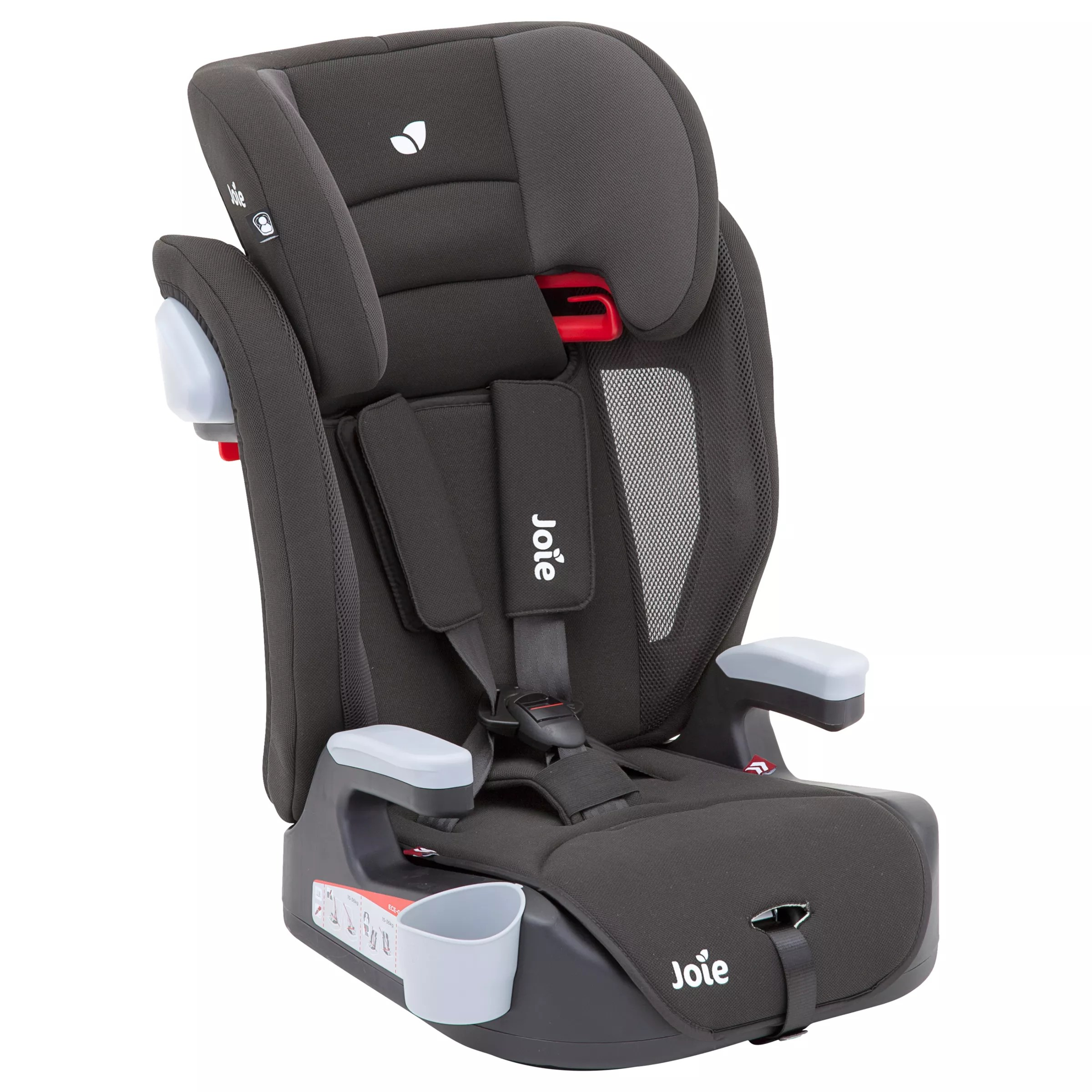 Joie Isofix Base Uk Joie Baby Elevate Group 1 2 3 Car Seat Two Tone Black