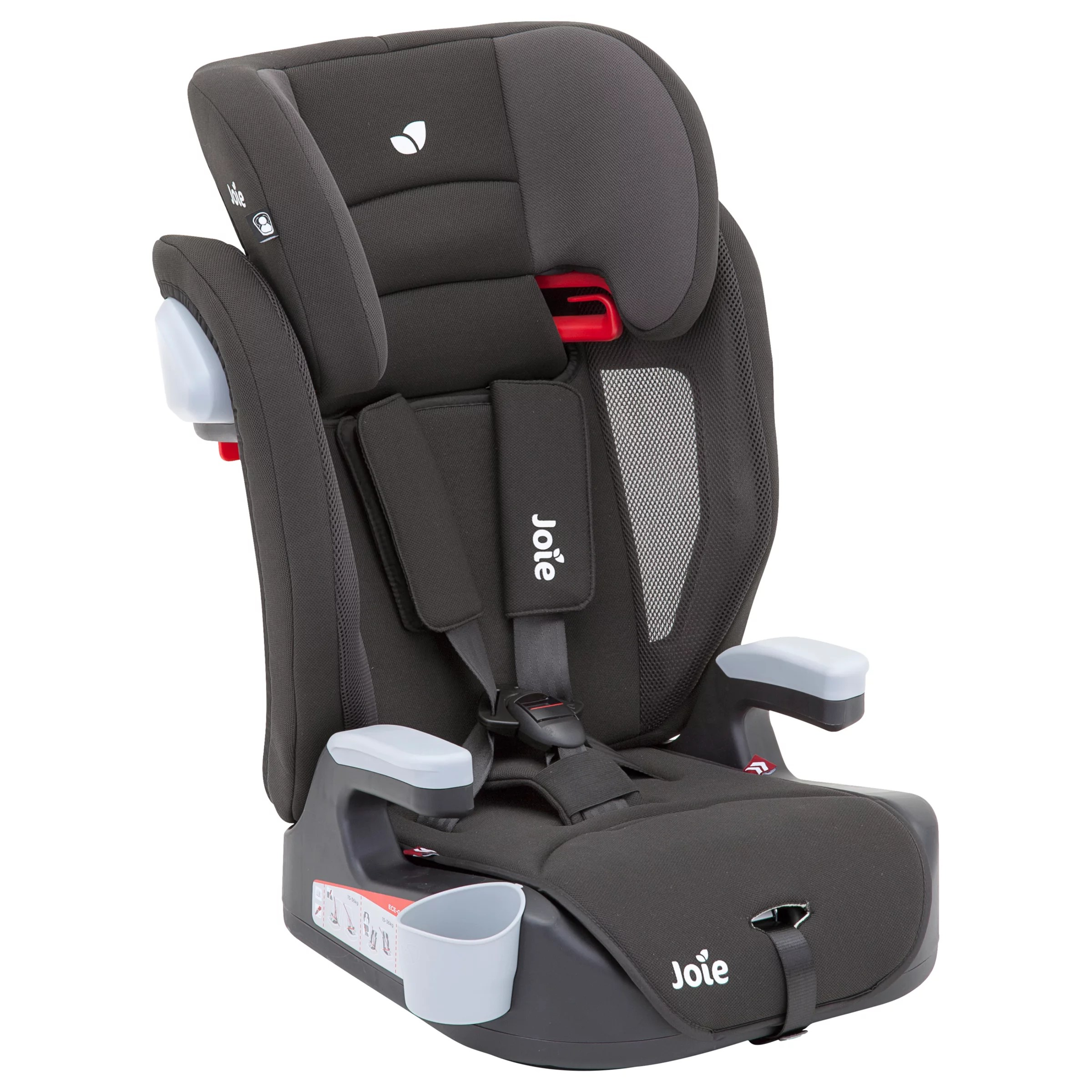 Joie Baby Car Seat Usa Joie Baby Elevate Group 1 2 3 Car Seat Two Tone Black