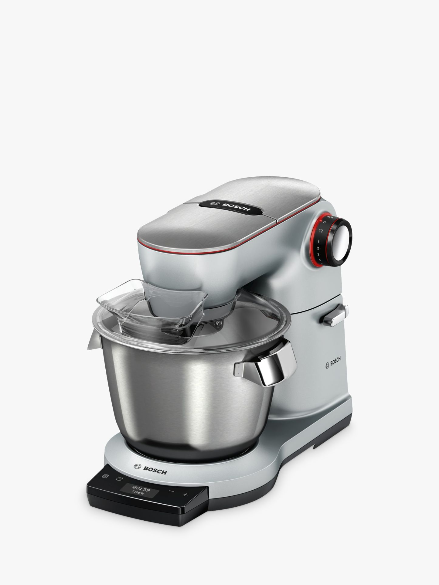 Bosch Blender Bosch Mum9gx5s21 Optimum Kitchen Machine Food Mixer With