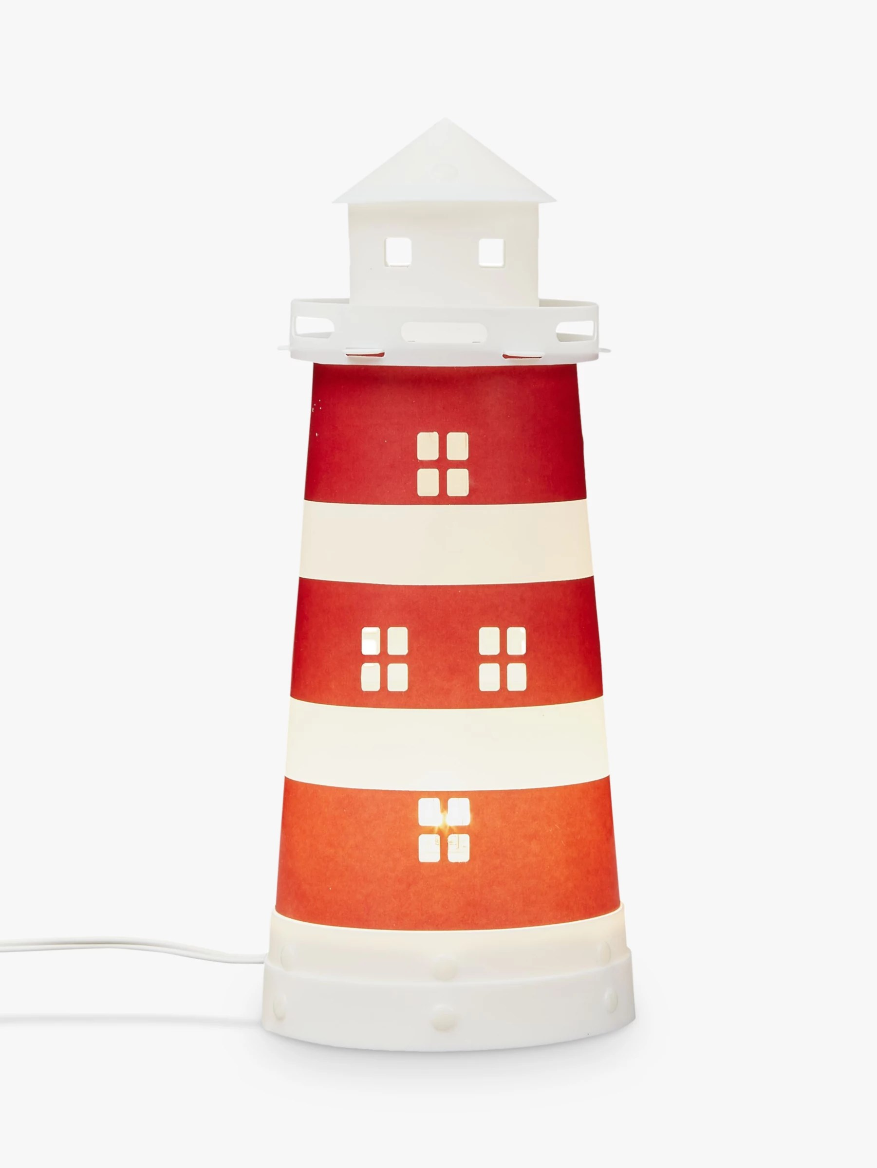 Lighthouse Touch Lamp Little Home At John Lewis Noisy Harbour Lighthouse Table