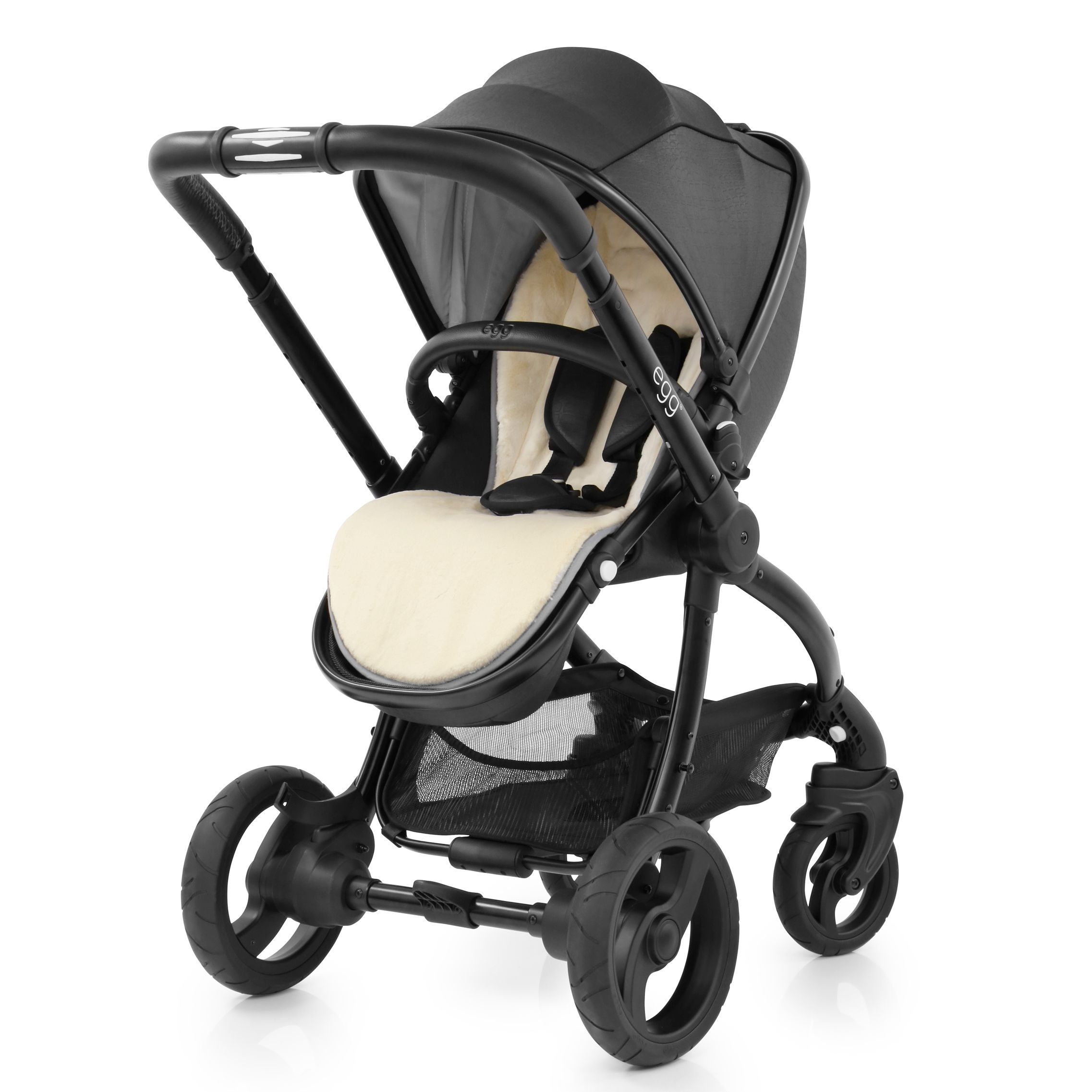 Egg Pram Parasol John Lewis Egg Special Edition Stroller Base Seat Unit With Changing