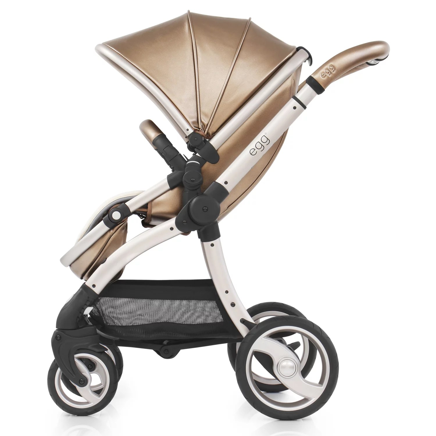 Egg Stroller For Twins Egg Special Edition Stroller Base And Seat With Fleece Liner Hollywood