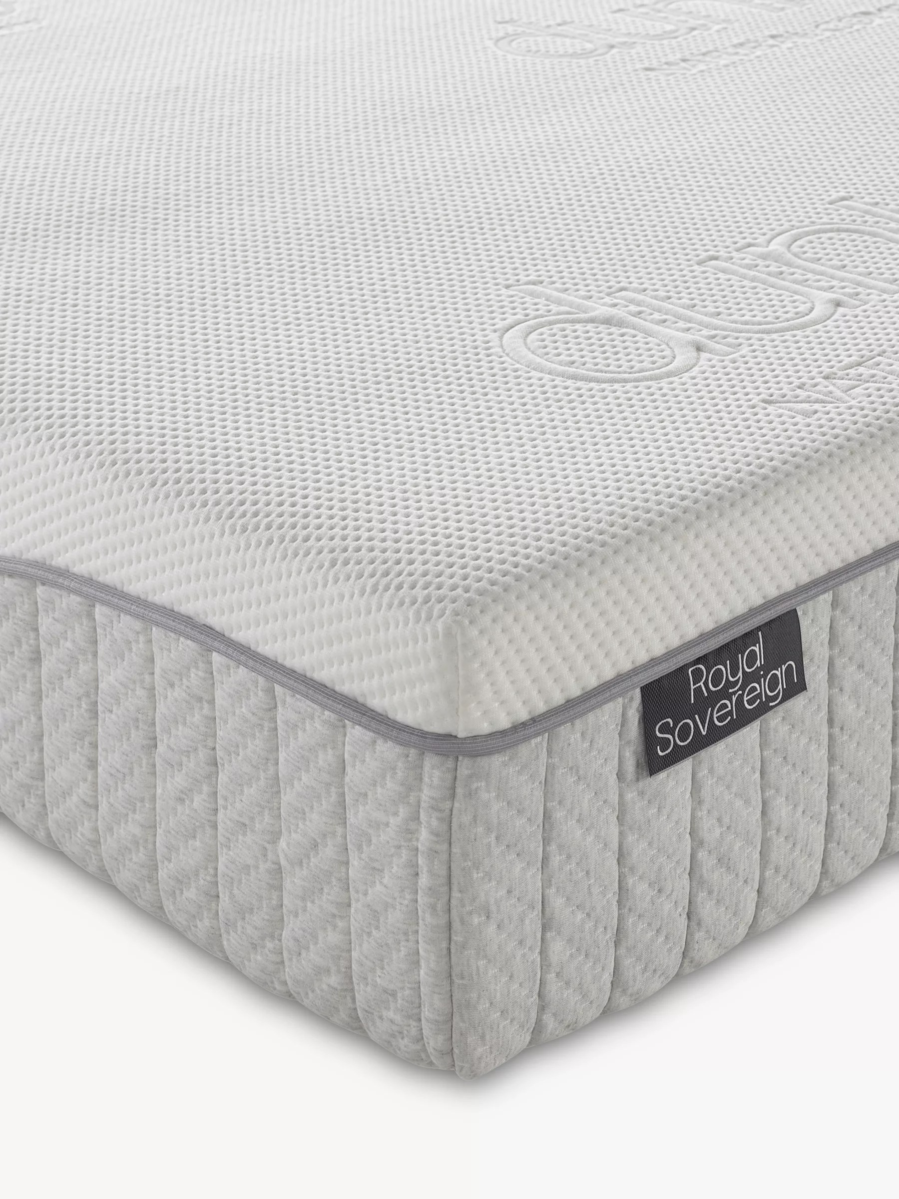 Long Single Bed Dunlopillo Royal Sovereign Latex Mattress Medium Small Long Single