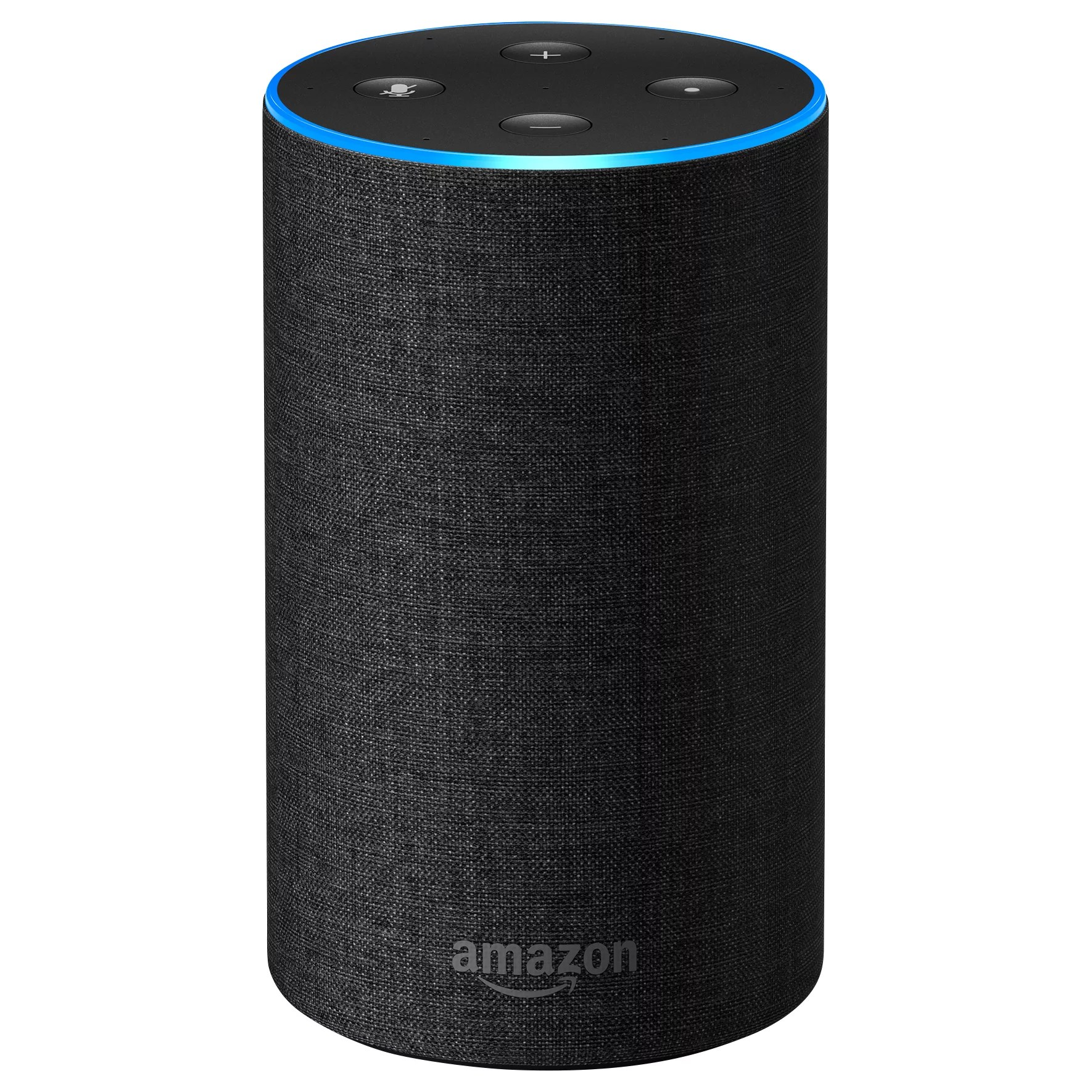 ???echo Amazon Echo Smart Speaker With Alexa Voice Recognition Control
