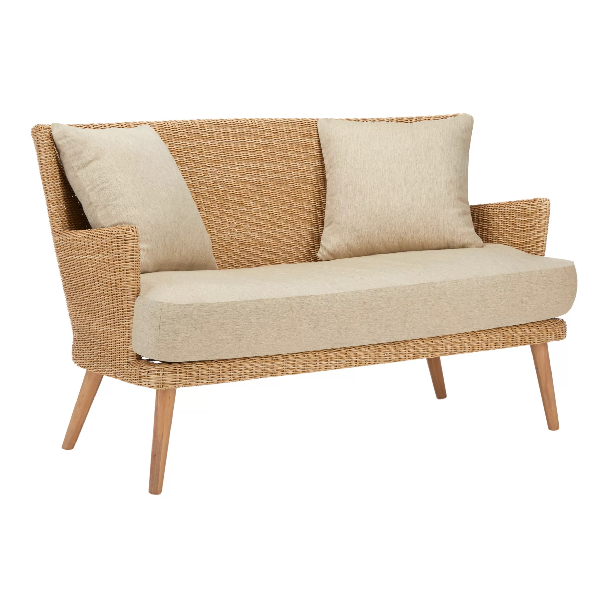 Gumtree Sofa John Lewis Croft Collection Iona 2 Seater Outdoor Sofa Fsc Certified