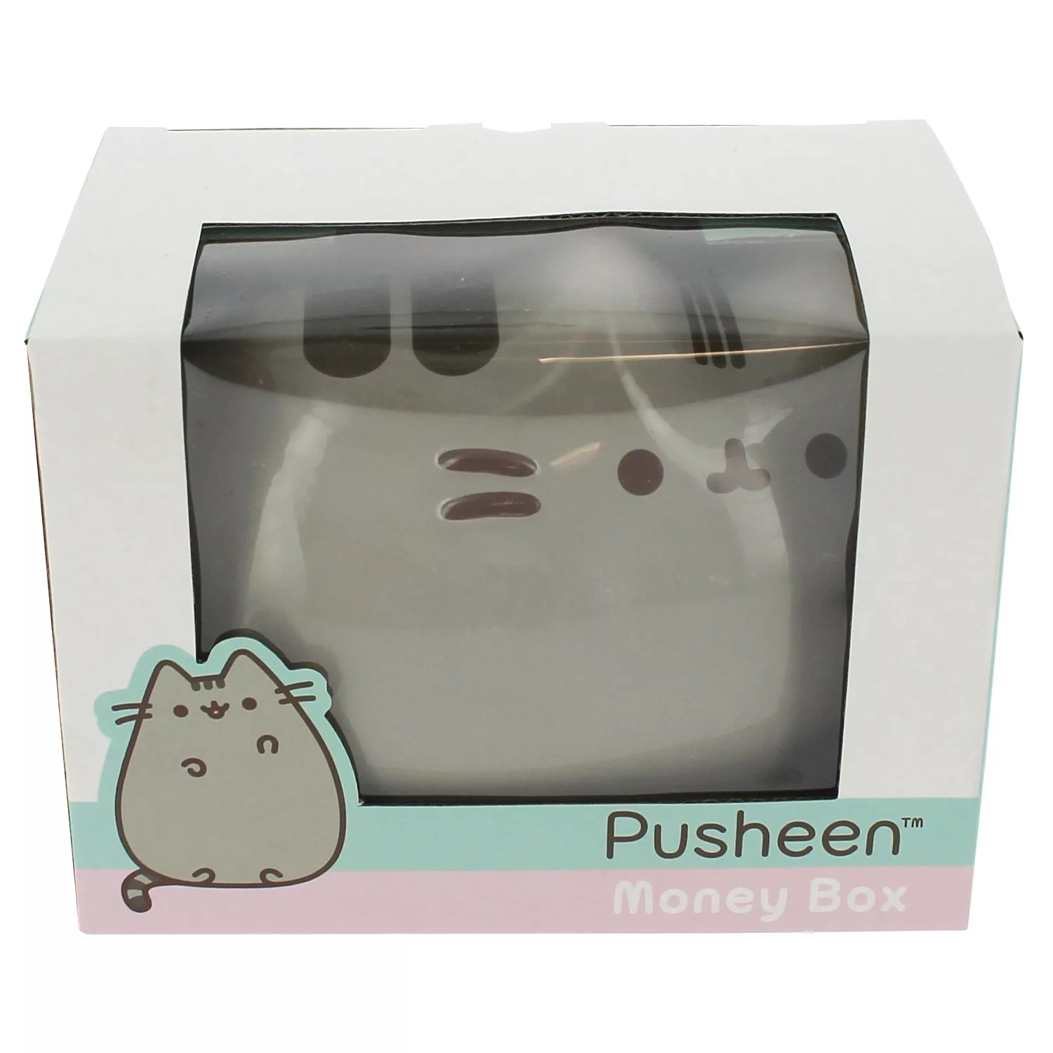 Buy Money Box Offer Pusheen Money Box Grey At John Lewis And Partners