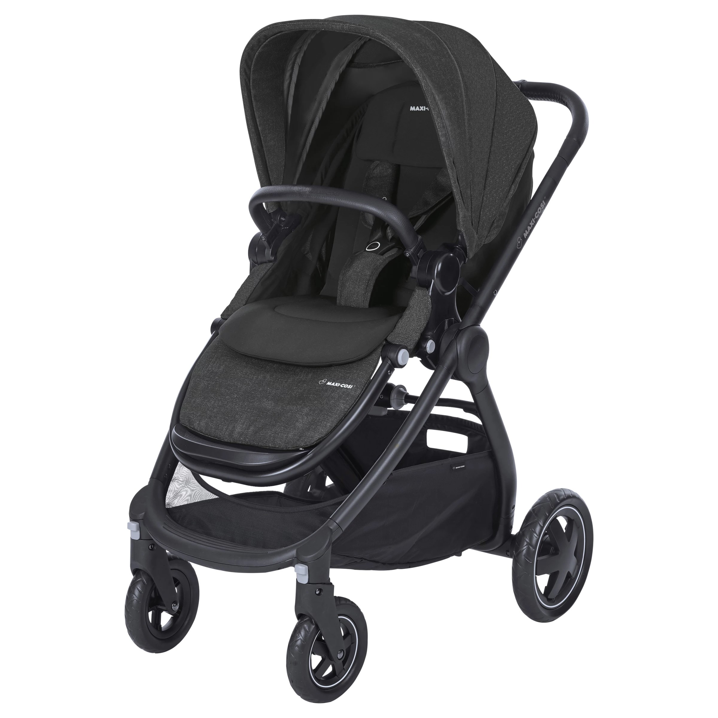 Best City Pushchairs Maxi Cosi Adorra Pushchair Nomad Black At John Lewis