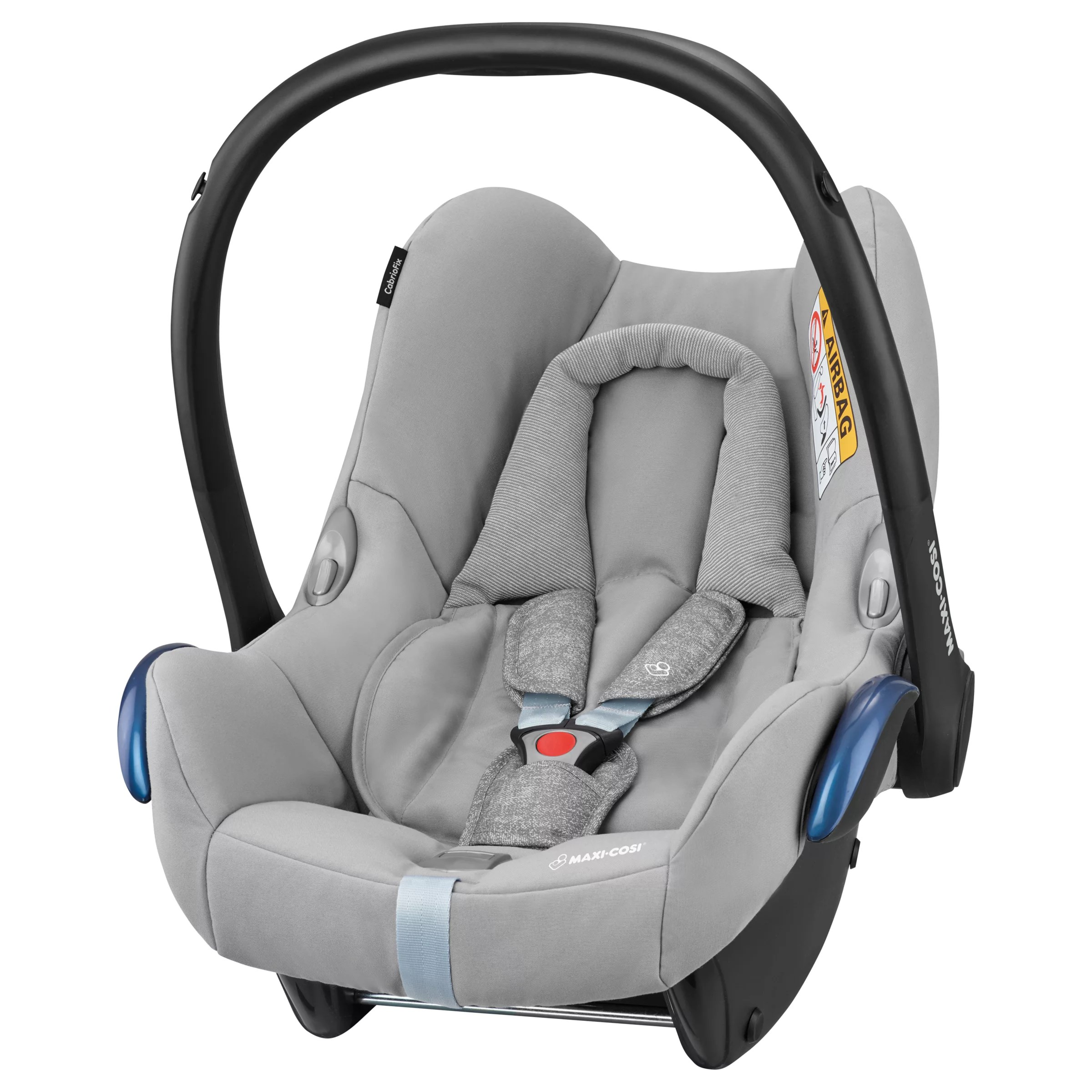 Baby Buggies Travel System Maxi Cosi Cabriofix Group Baby Car Seat Nomad Grey At