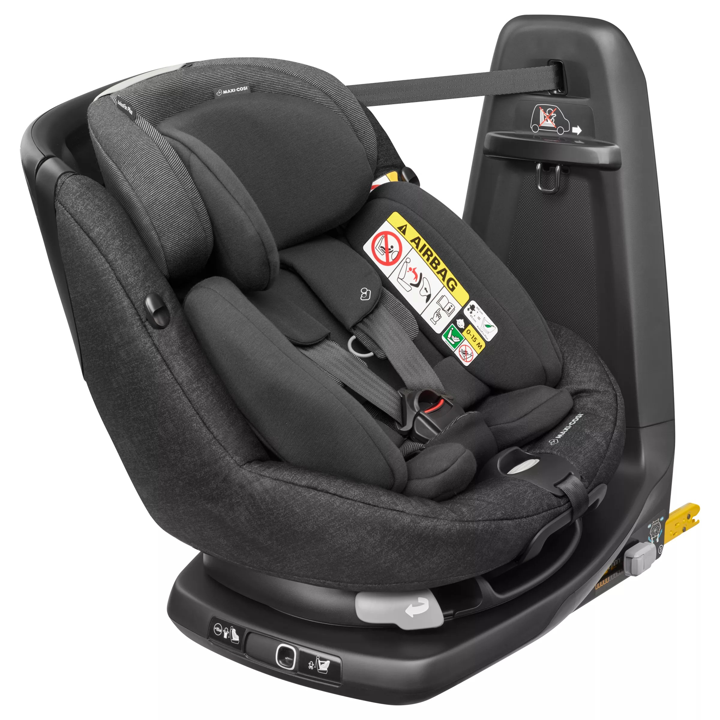 Child Safety Seat 2 Years Old Maxi Cosi Axissfix Plus Group And 1 Car Seat Nomad
