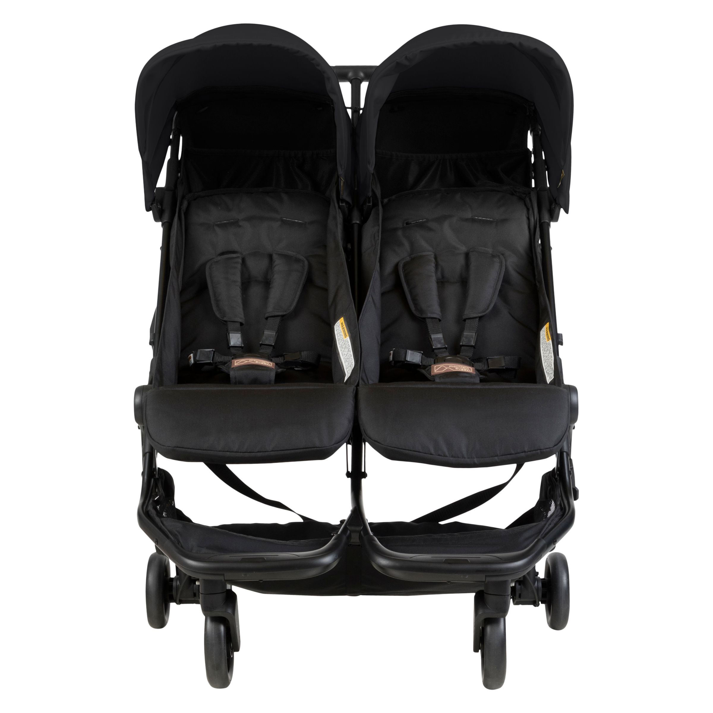 Black Buggy Days 2018 Mountain Buggy Nano Duo Pushchair Black
