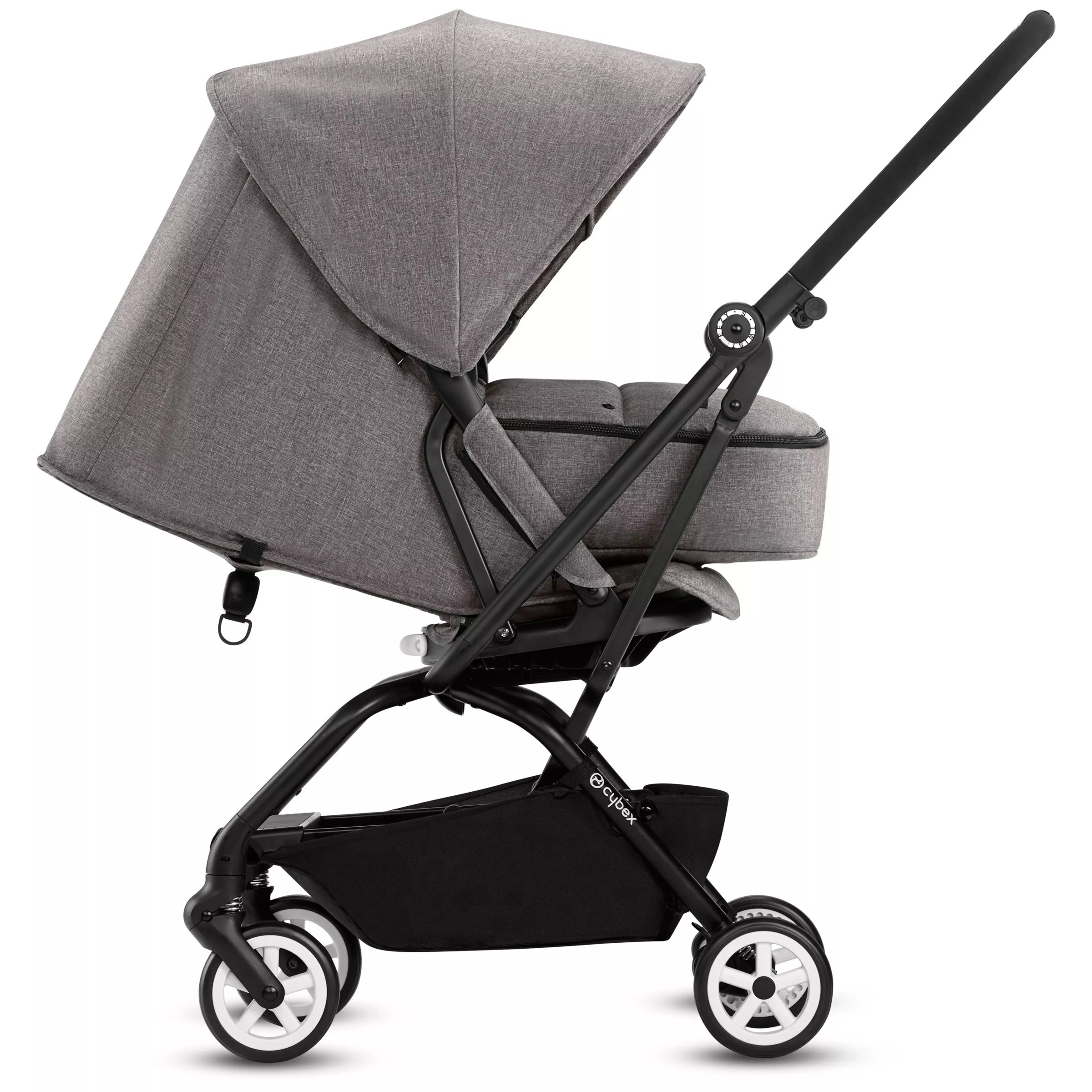 Cybex Stroller Support Cybex Eezy S Twist Puschair Grey
