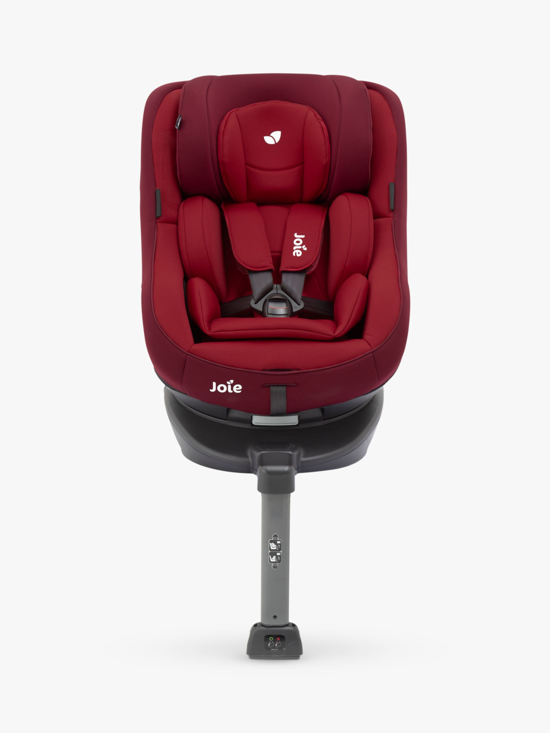 Joie Isofix Ebay Joie Spin 360 Group 1 Car Seat Merlot