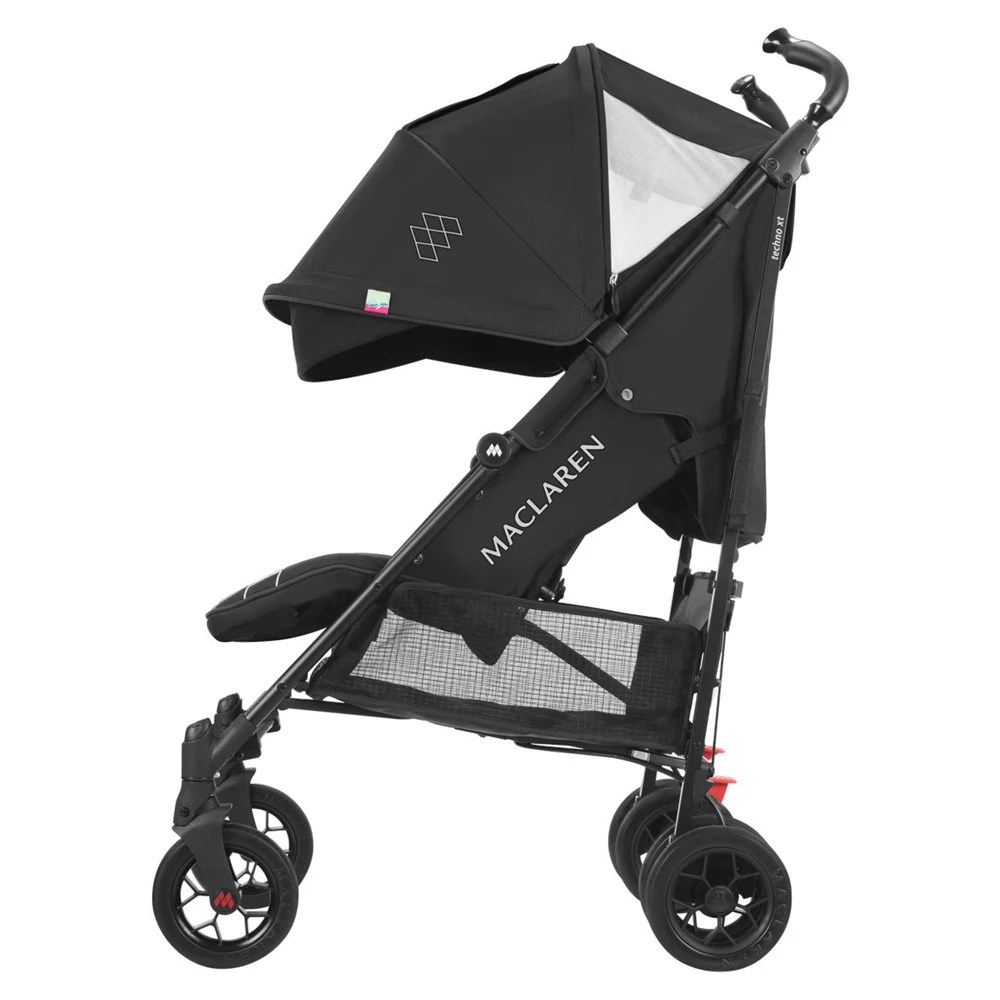 Black Buggy Days 2018 Maclaren 2018 Techno Xt Stroller Black At John Lewis Partners