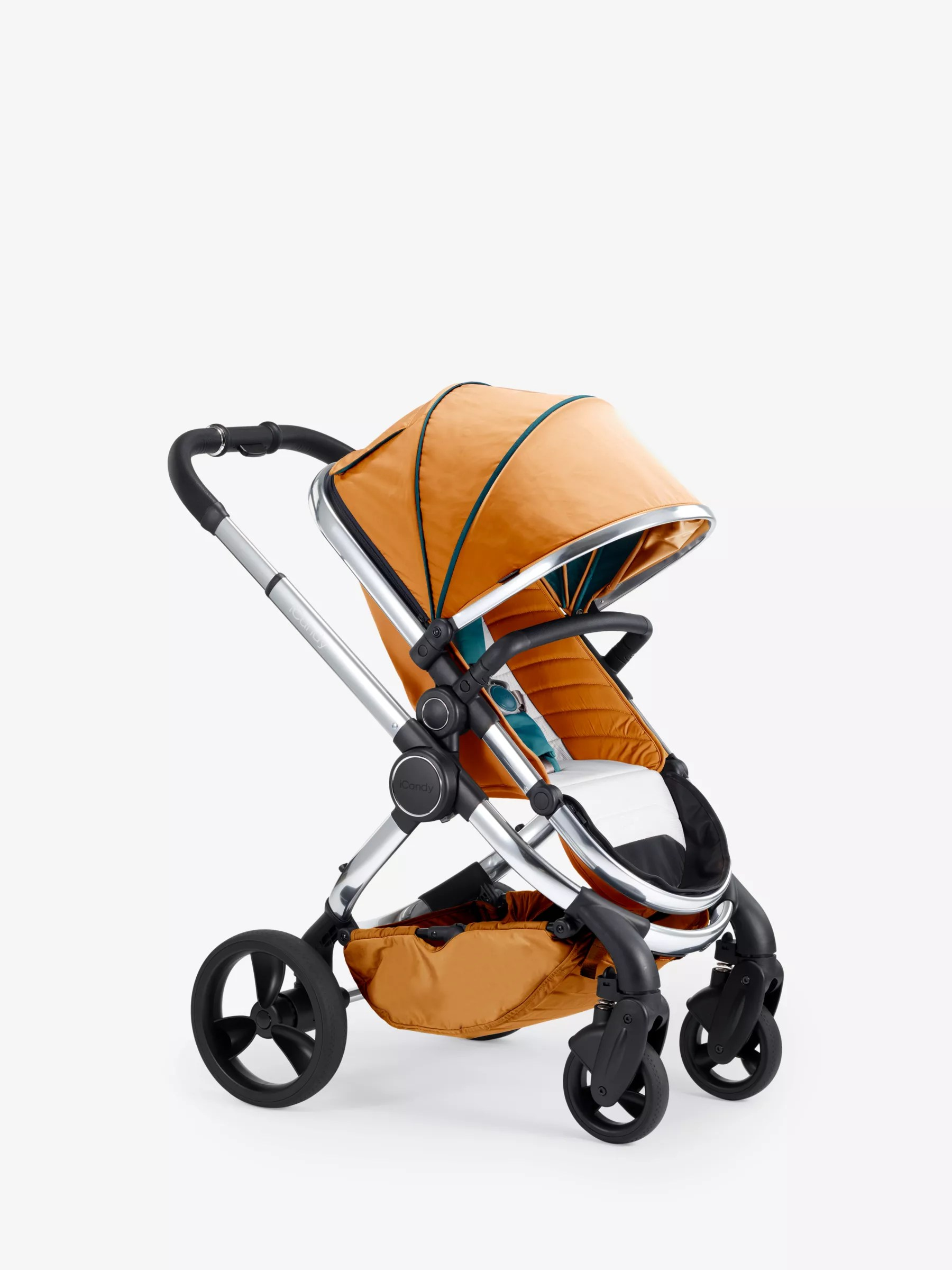 Baby Pushchair Near Me Icandy Peach Chrome Pushchair And Carrycot Nectar