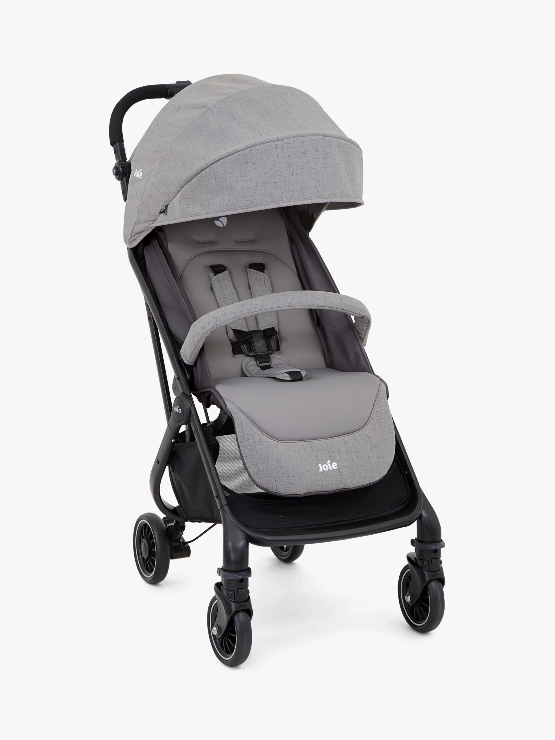 Best Knee Stroller Joie Tourist Stroller Grey Flannel