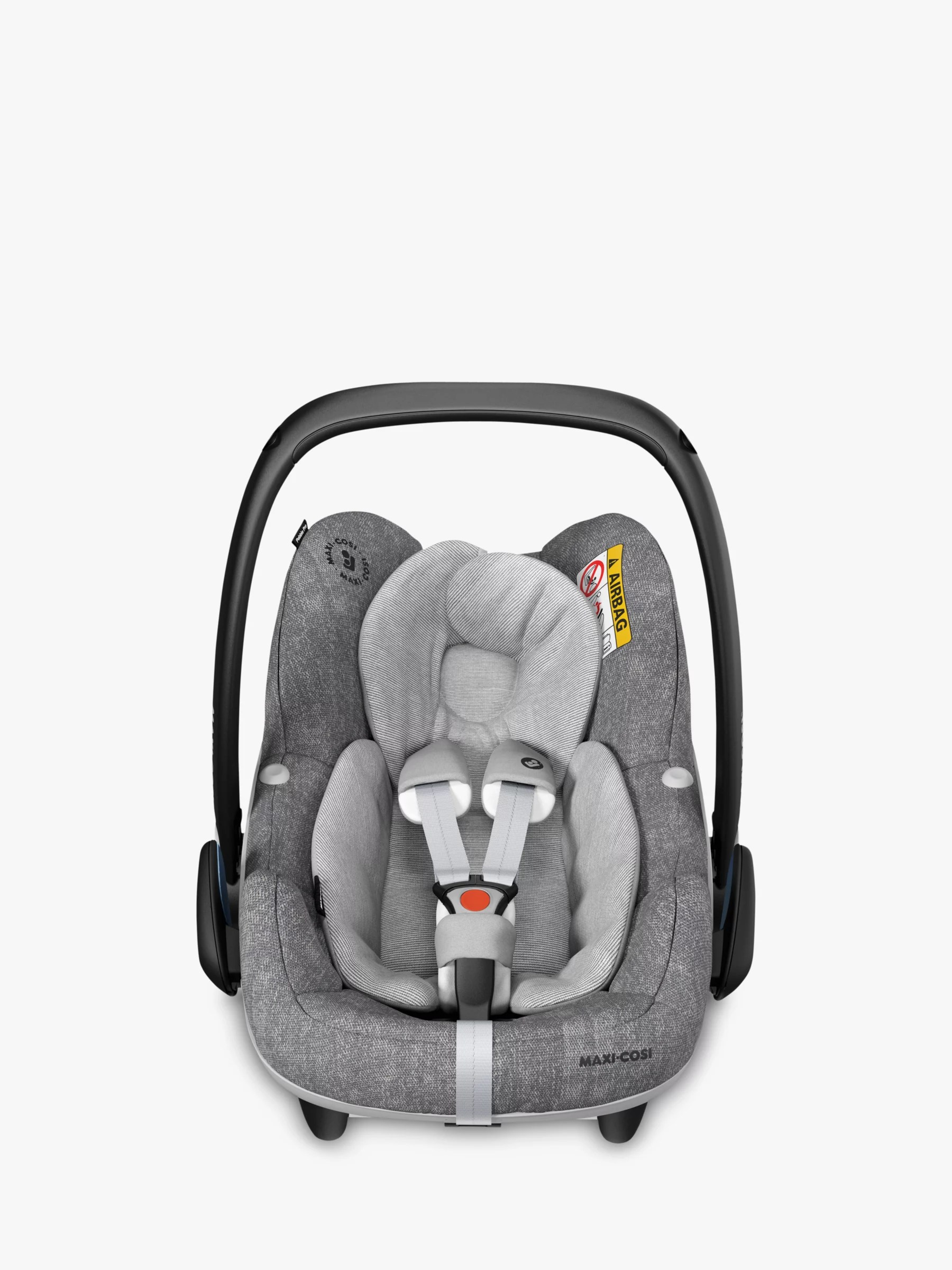 Baby Car Seat Fitting Service Maxi Cosi Pebble Pro I Size Group Baby Car Seat Nomad Grey