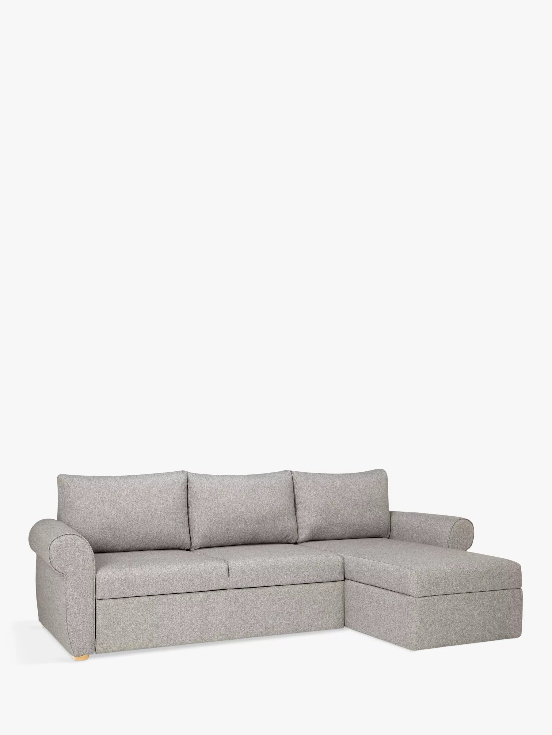 Buy Sofa Bed Online John Lewis Partners Sansa Scroll Arm Sofa Bed
