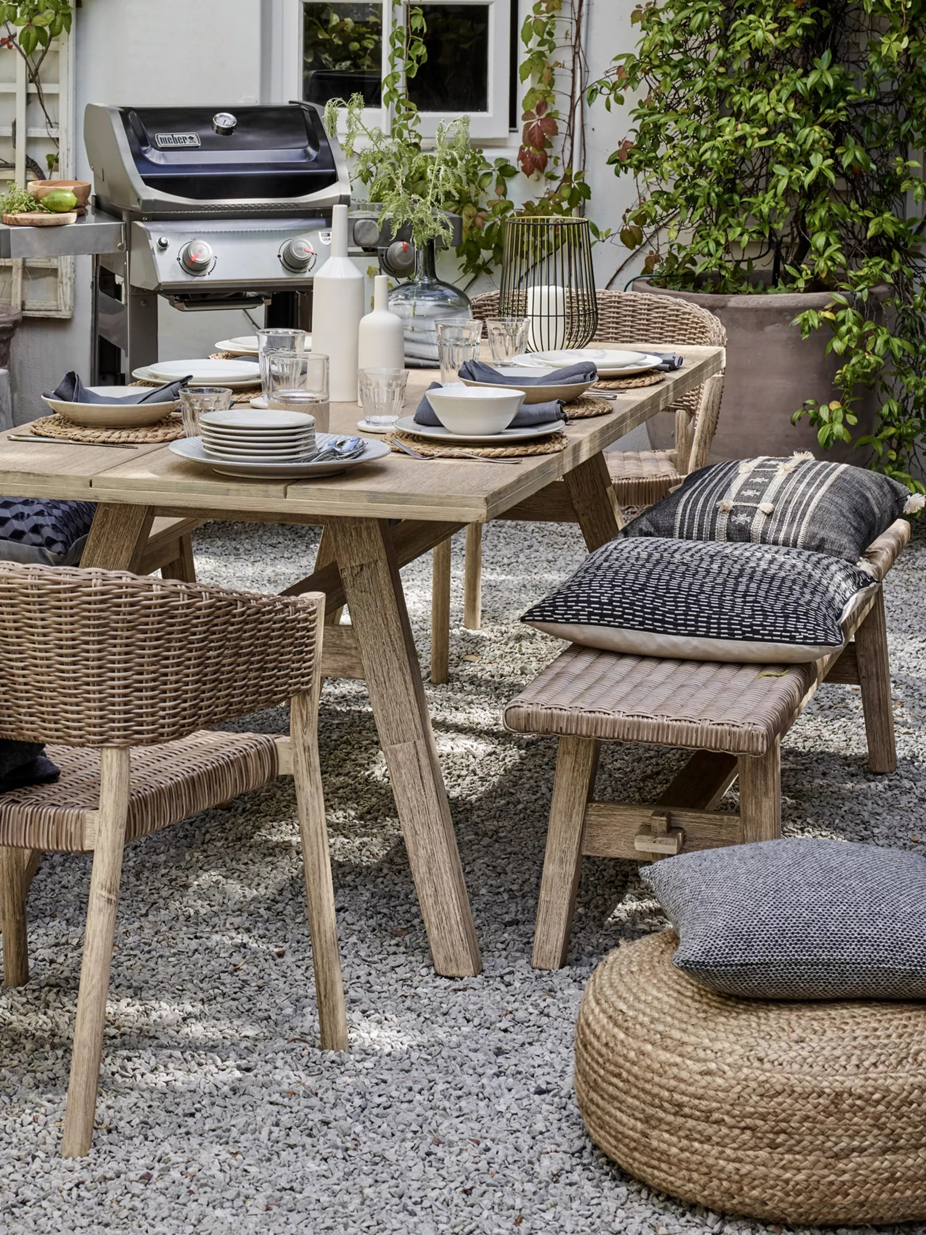 Garden Rattan Sofa Uk Garden Furniture Garden Tables Chairs Rattan John Lewis